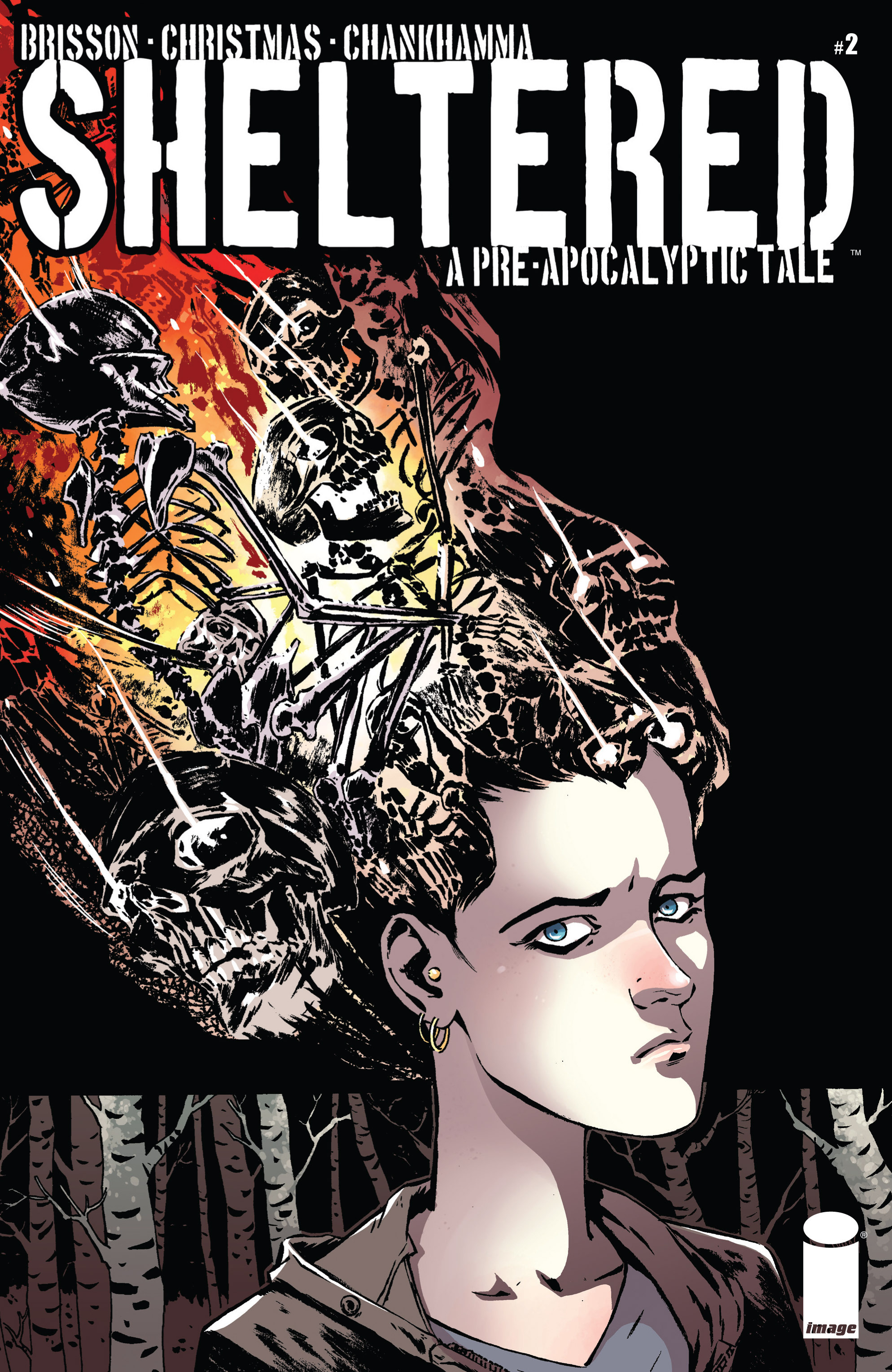 Read online Sheltered comic -  Issue #2 - 1