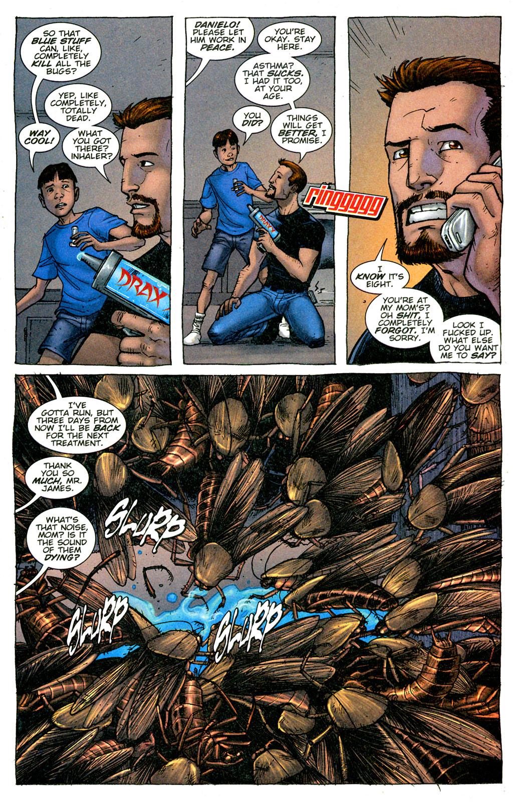 Read online The Exterminators comic -  Issue #3 - 18