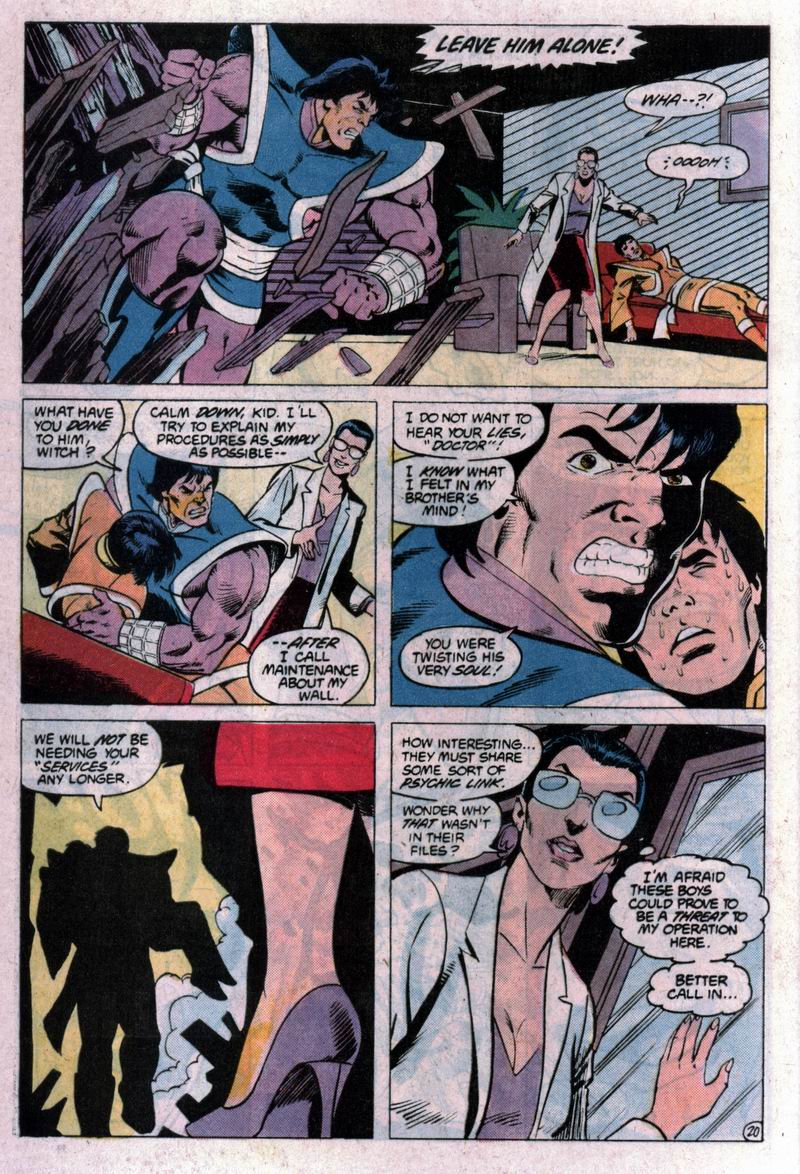 Teen Titans Spotlight issue 16 - Page 20