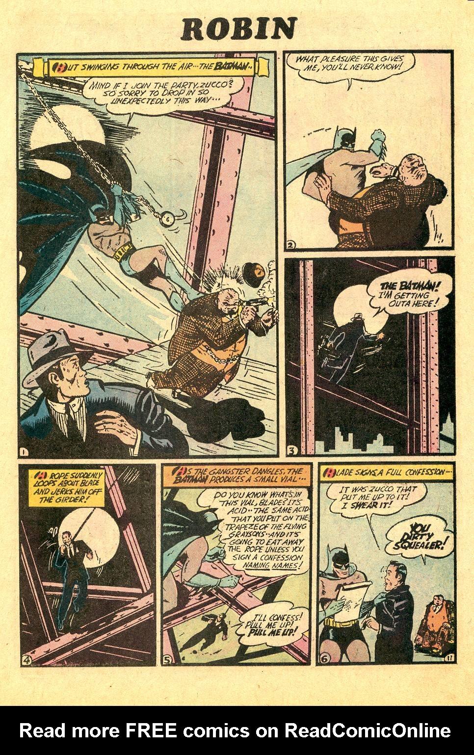 Read online Secret Origins (1973) comic -  Issue #7 - 15