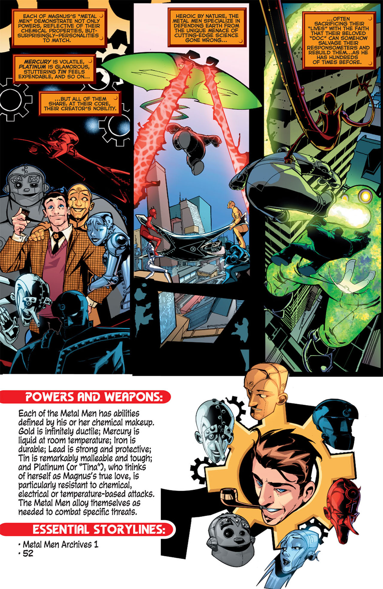 Read online 52 comic -  Issue #30 - 24