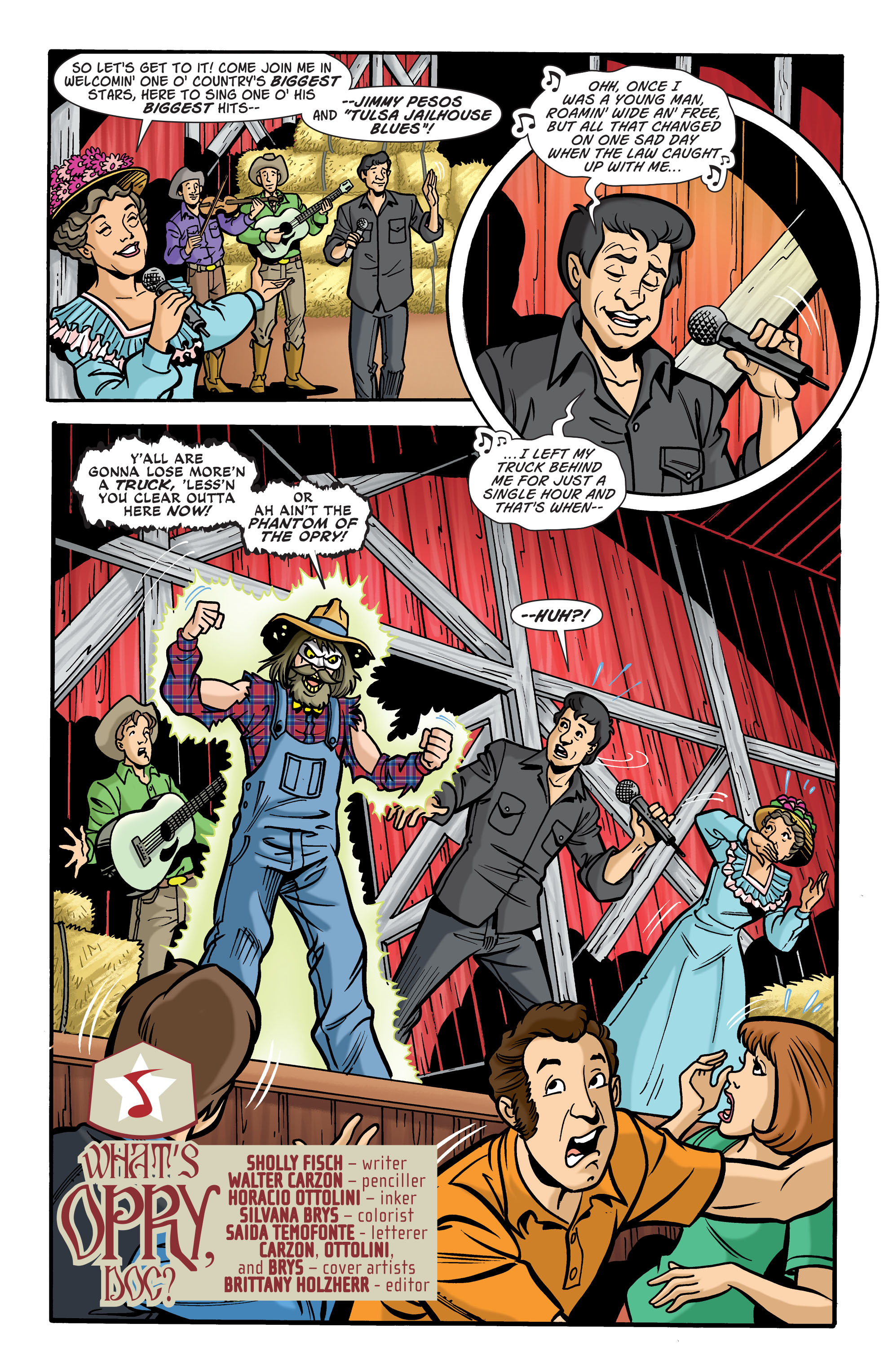 Read online Scooby-Doo: Where Are You? comic -  Issue #72 - 3