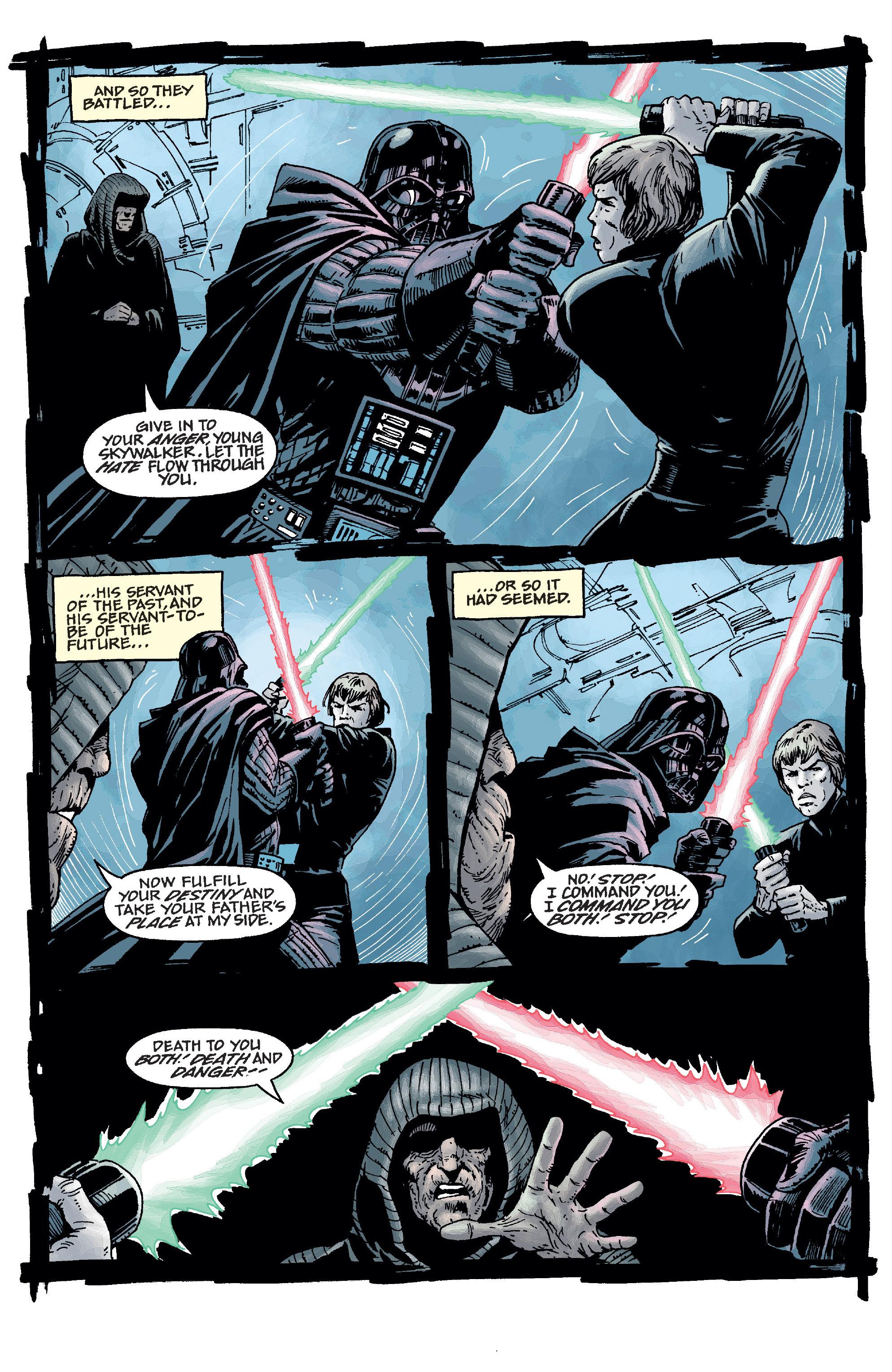 Read online Star Wars Omnibus comic -  Issue # Vol. 11 - 226