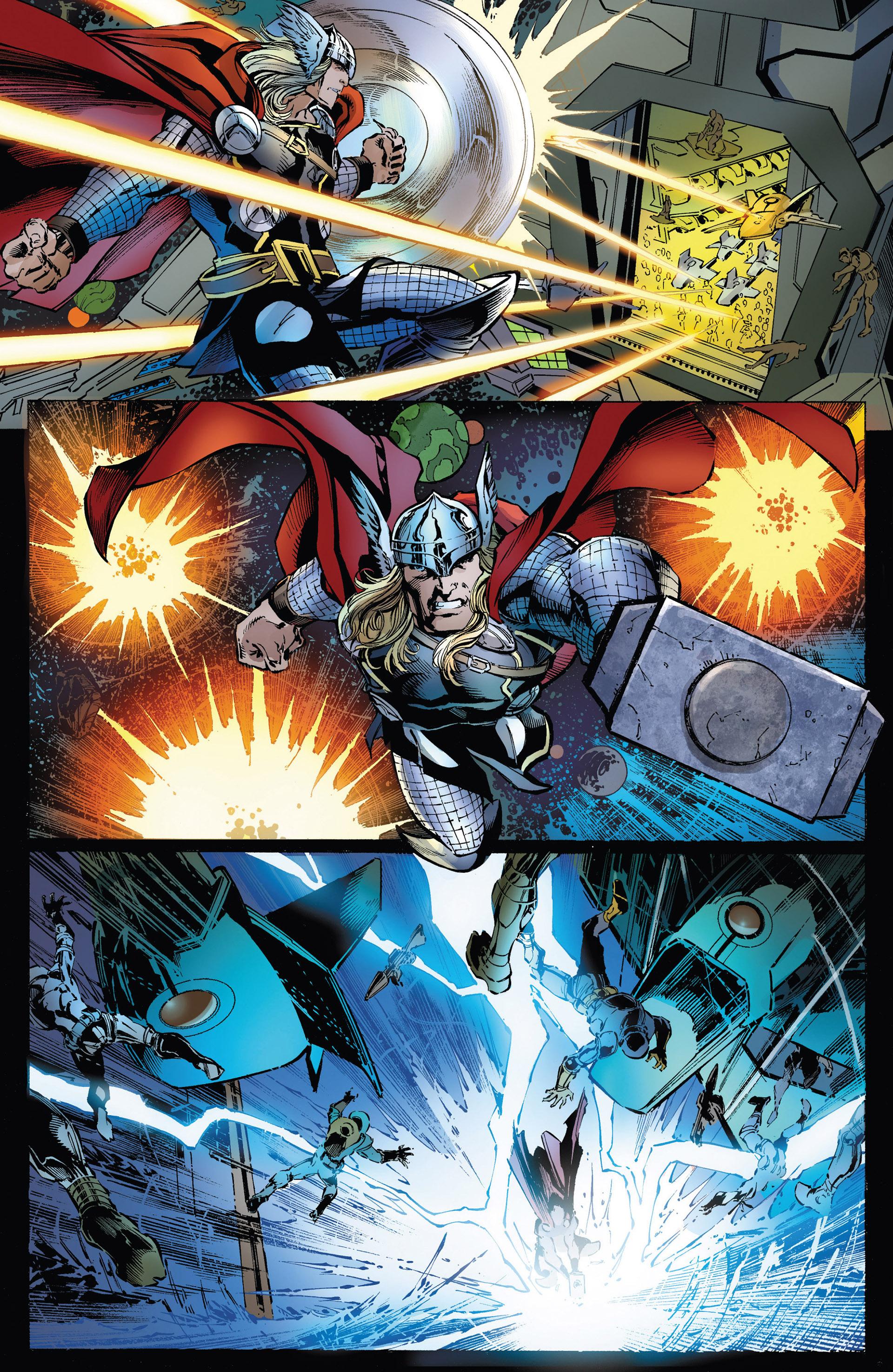Avengers Assemble (2012) 7 Page 10