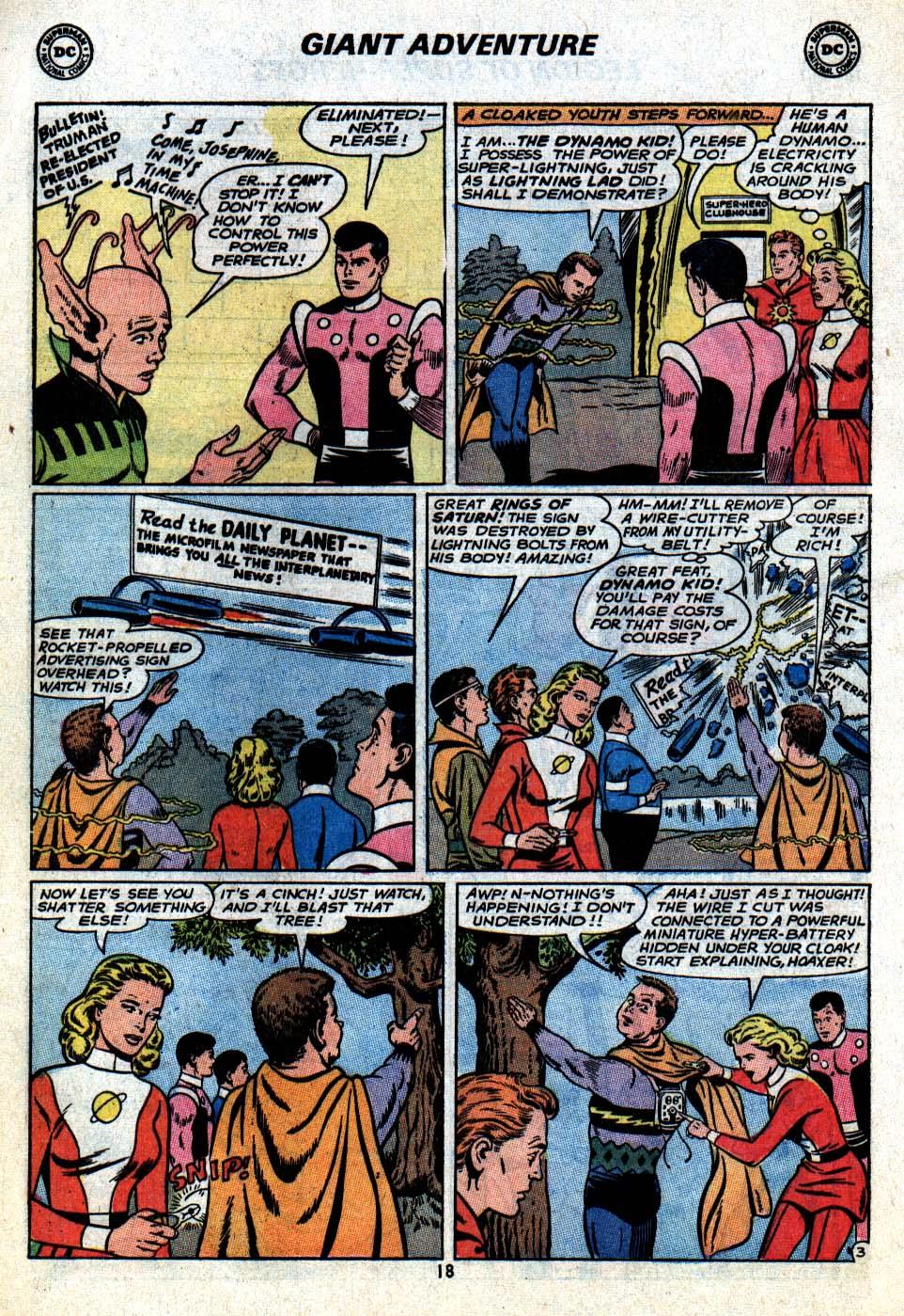 Read online Adventure Comics (1938) comic -  Issue #403 - 20