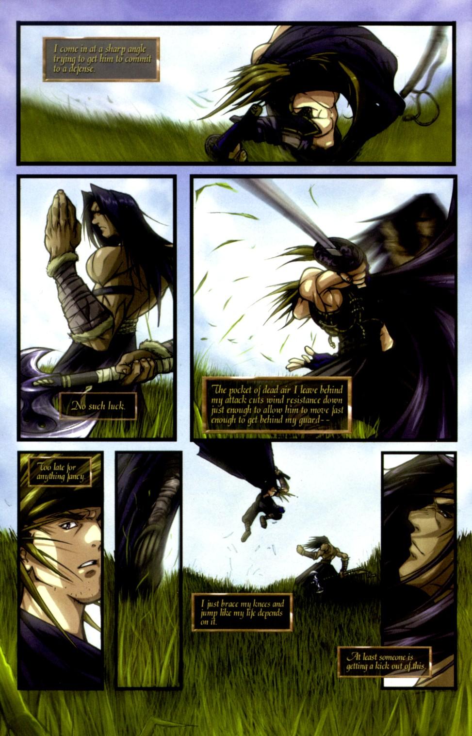 Read online Shidima comic -  Issue #1 - 4