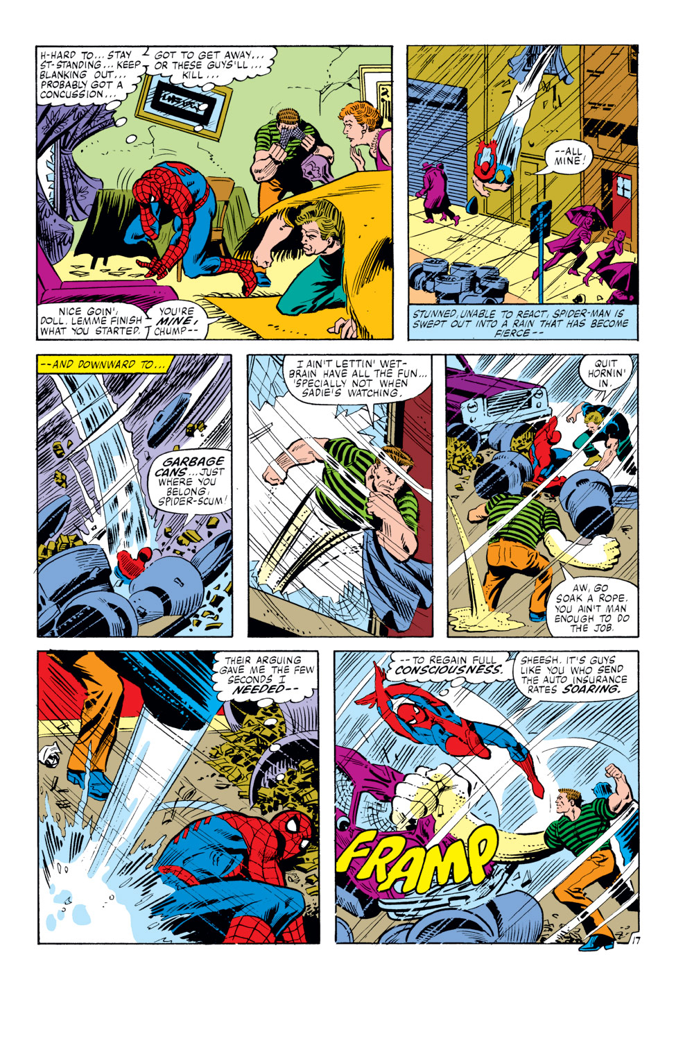 The Amazing Spider-Man (1963) 217 Page 17