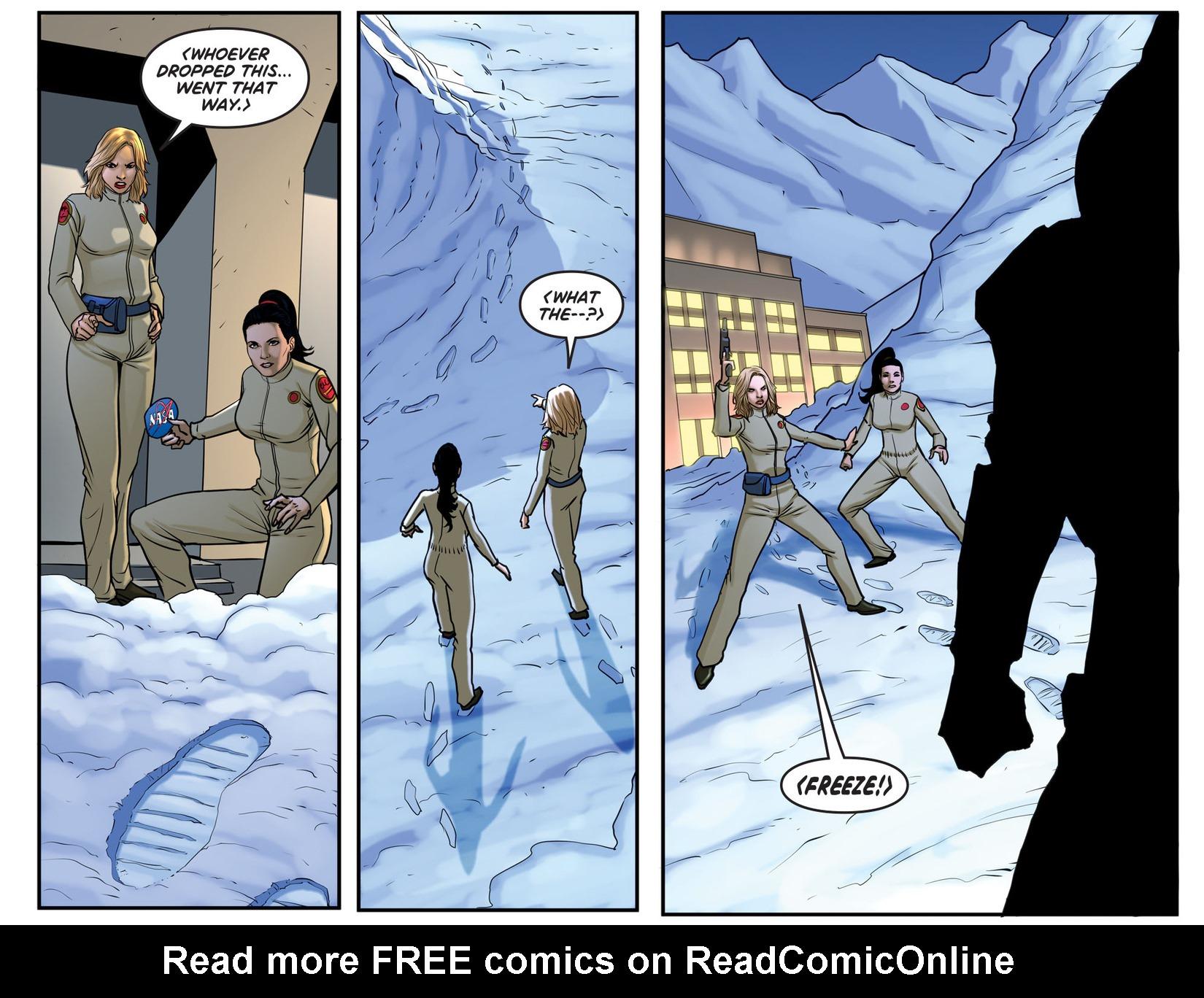 Read online Wonder Woman '77 [I] comic -  Issue #26 - 20