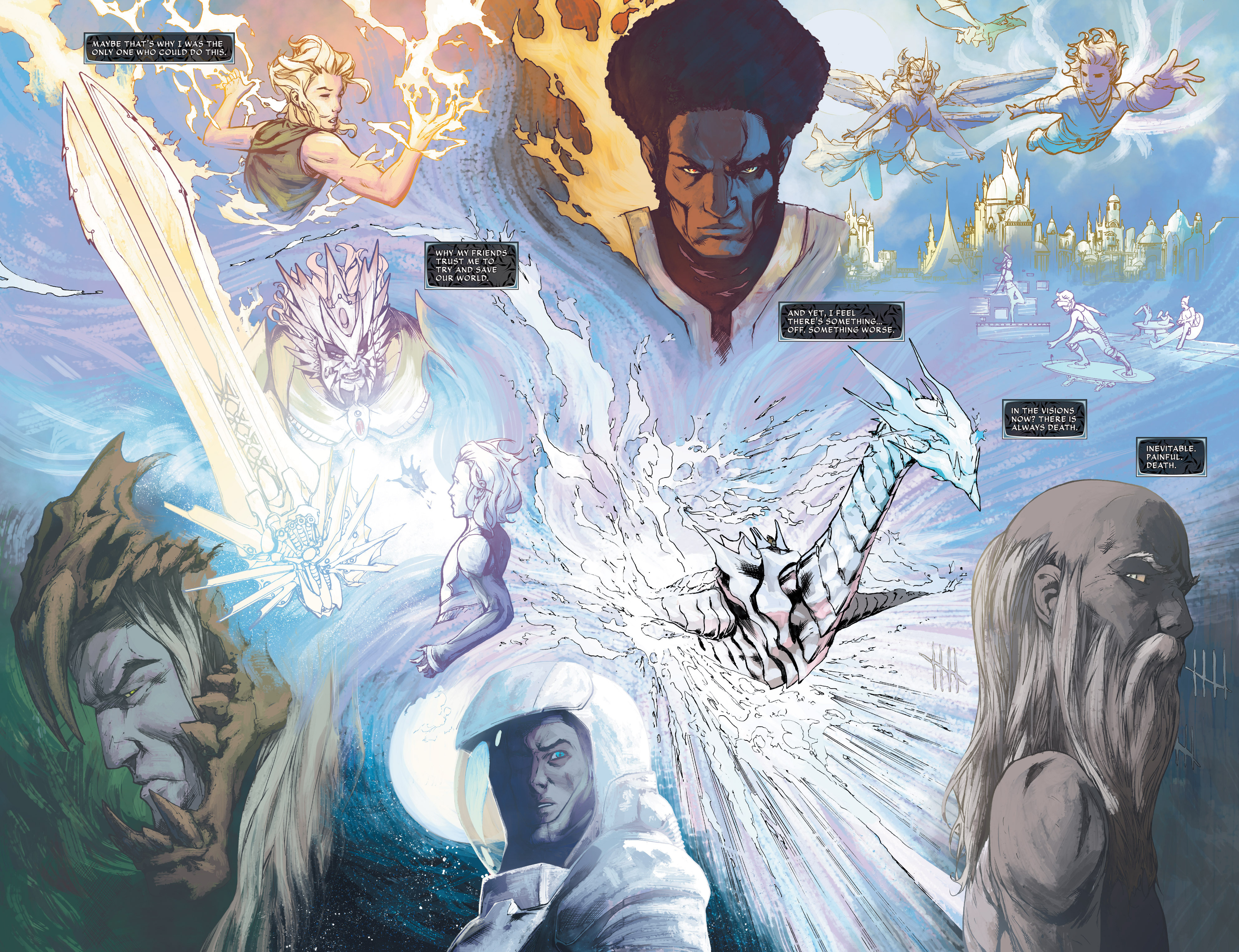 Read online Aspen Universe: Revelations comic -  Issue #1 - 14