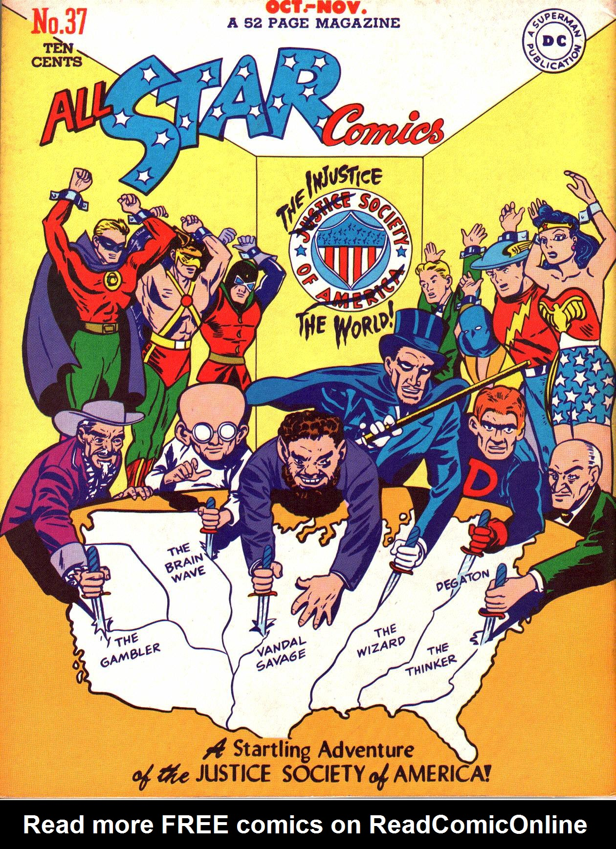 Read online Amazing World of DC Comics comic -  Issue #11 - 52