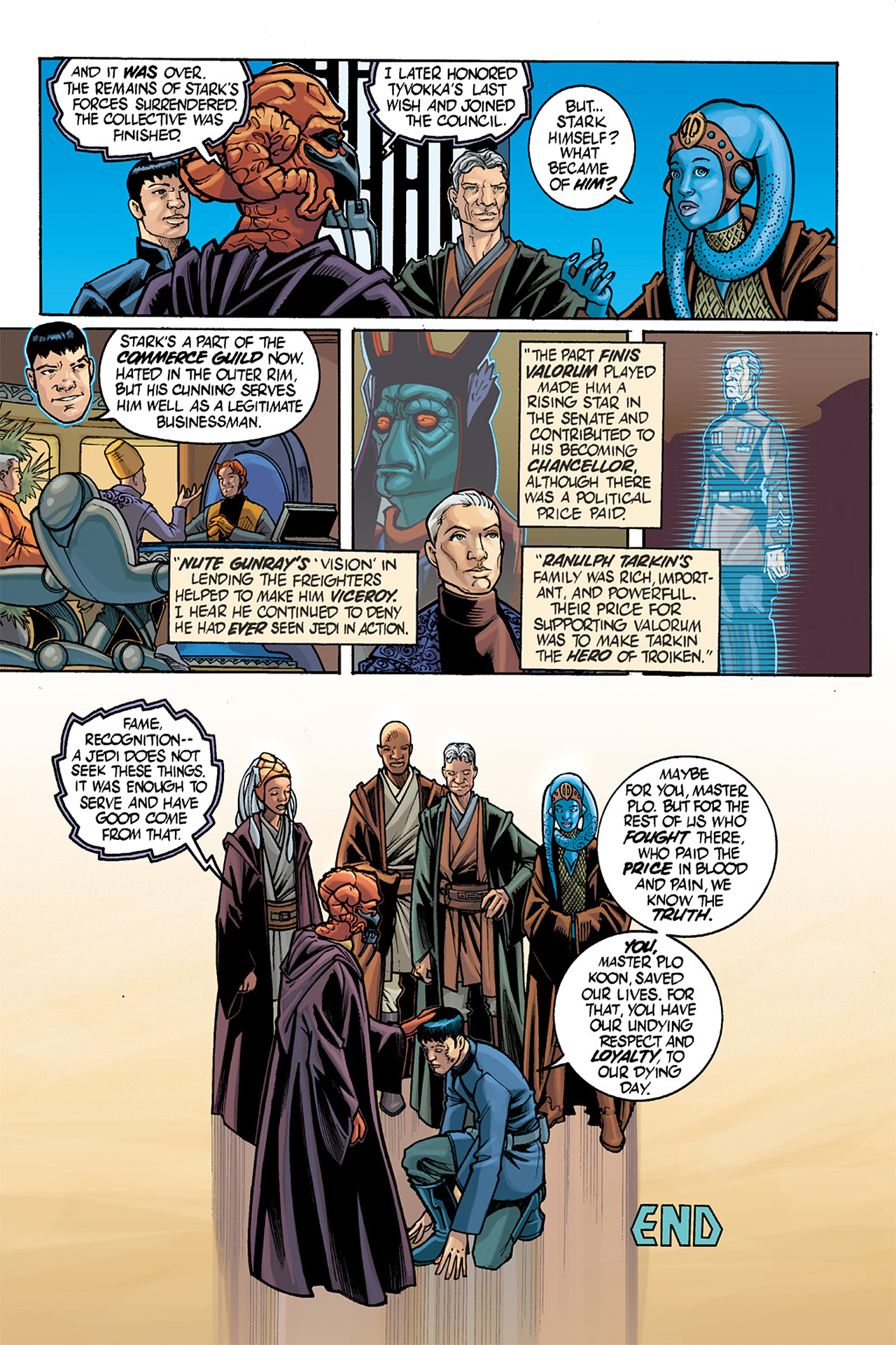 Read online Star Wars Omnibus comic -  Issue # Vol. 15.5 - 84