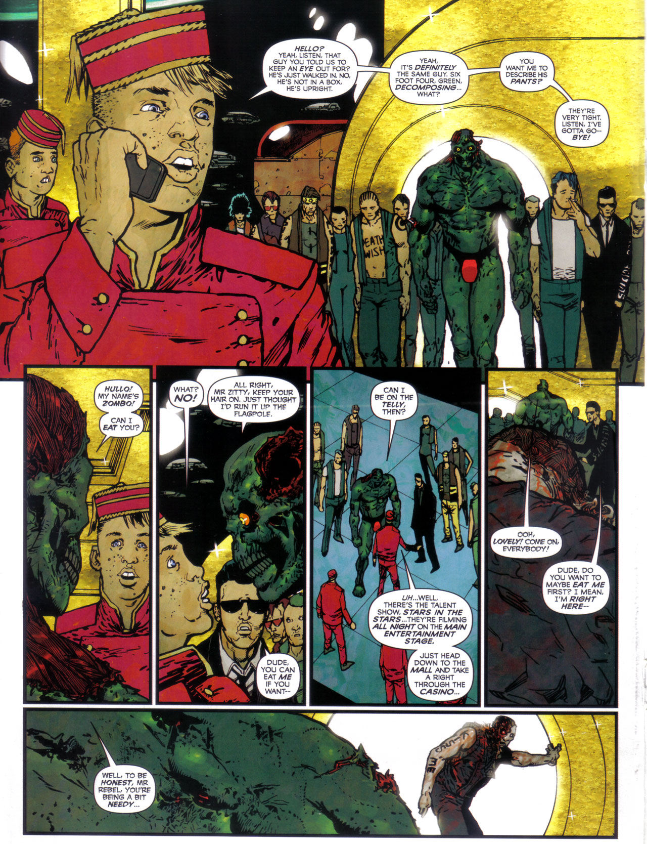 Read online 2000 AD comic -  Issue #1746 - 52