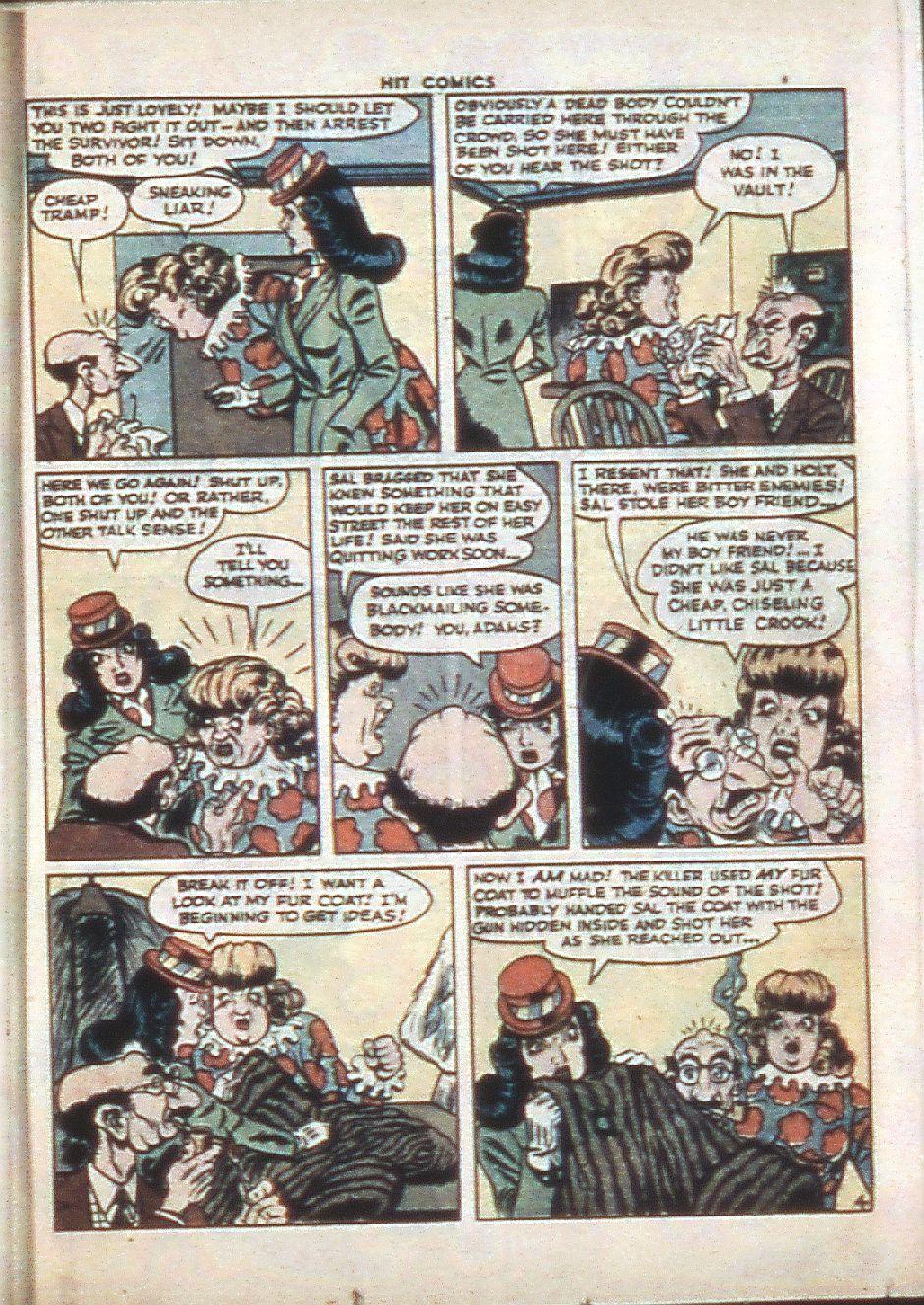 Read online Hit Comics comic -  Issue #37 - 21