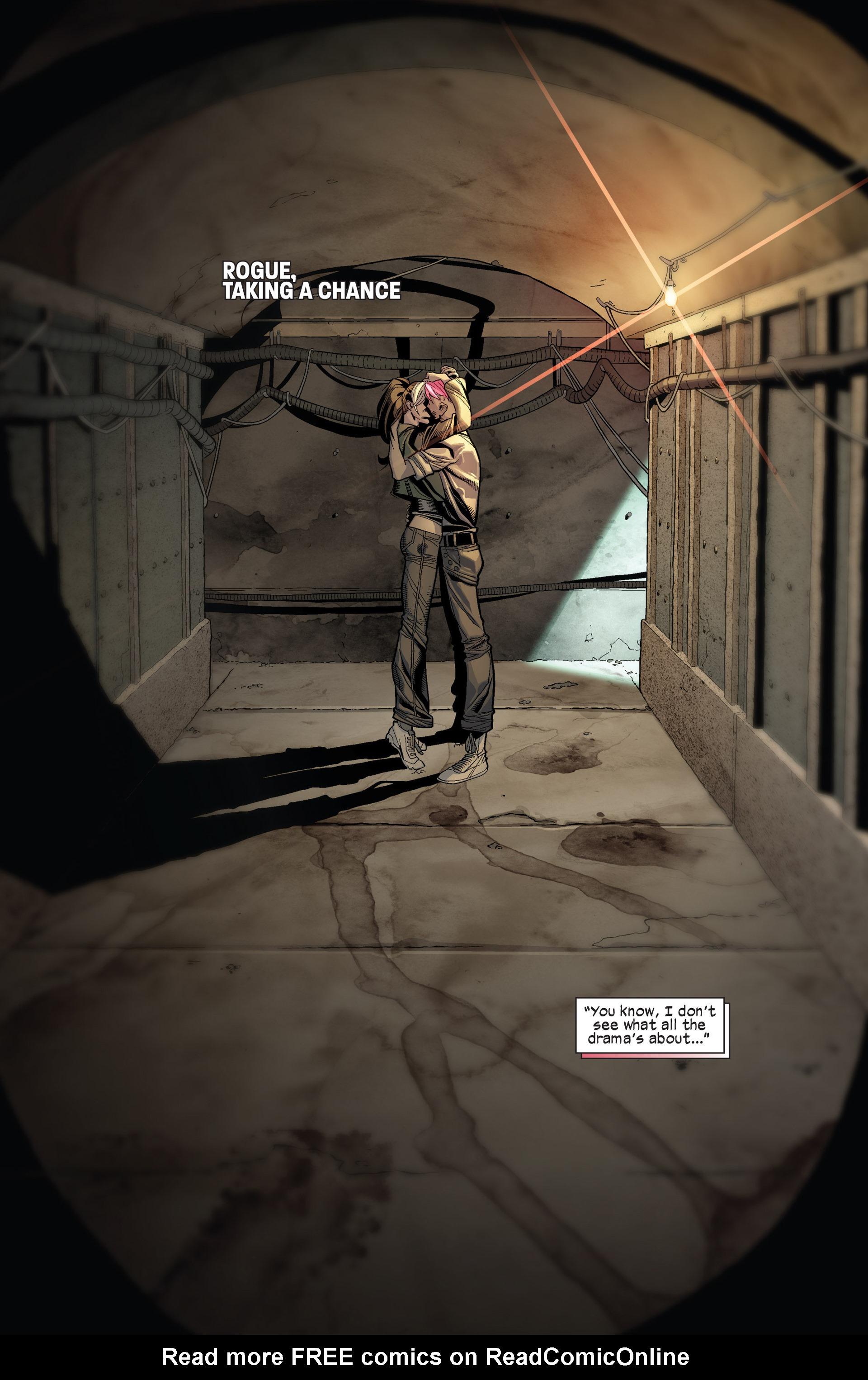 Read online Ultimate Comics X-Men comic -  Issue #16 - 18