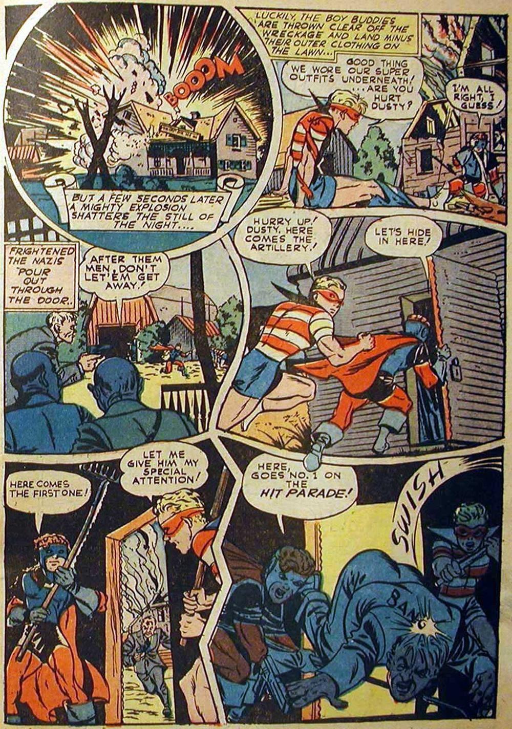 Hangman Comics issue 5 - Page 63