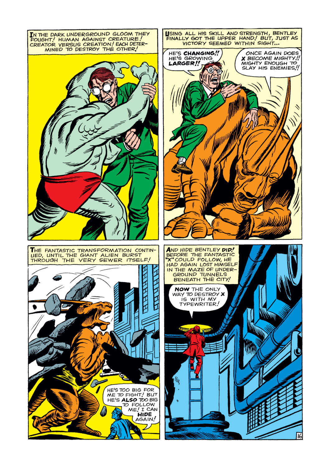 Tales to Astonish (1959) issue 20 - Page 18