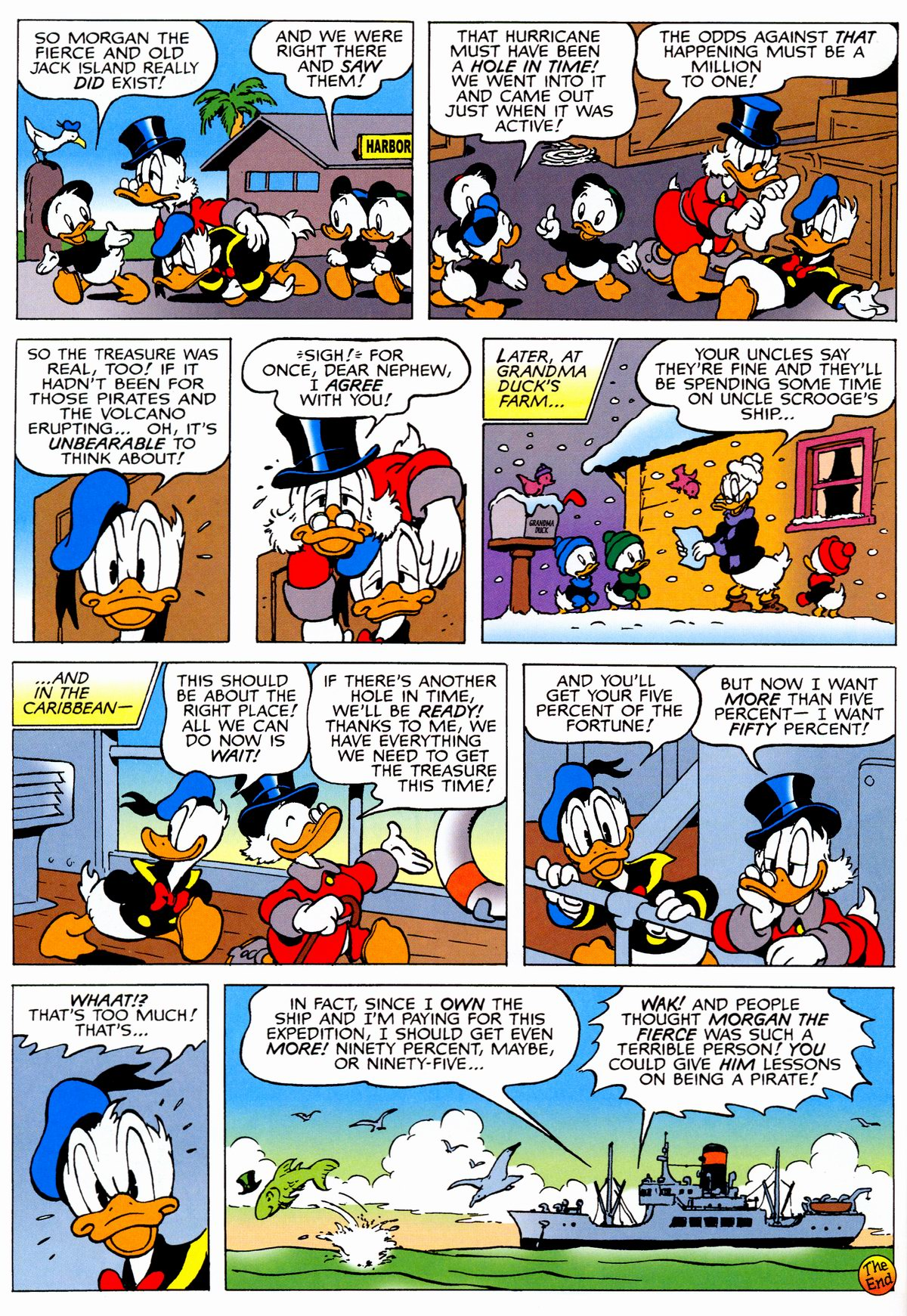 Read online Uncle Scrooge (1953) comic -  Issue #326 - 66
