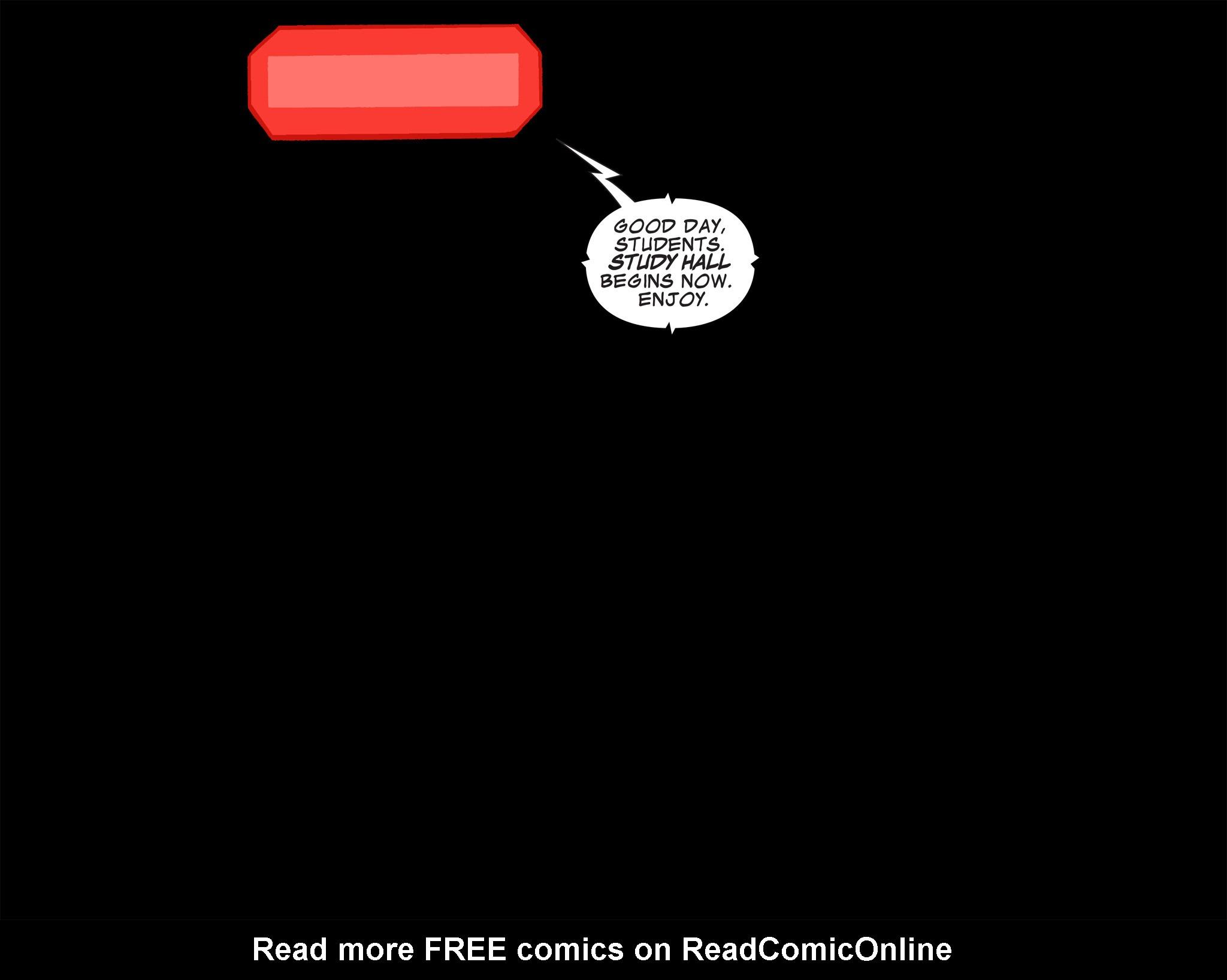 Read online Ultimate Spider-Man (Infinite Comics) (2015) comic -  Issue #21 - 8