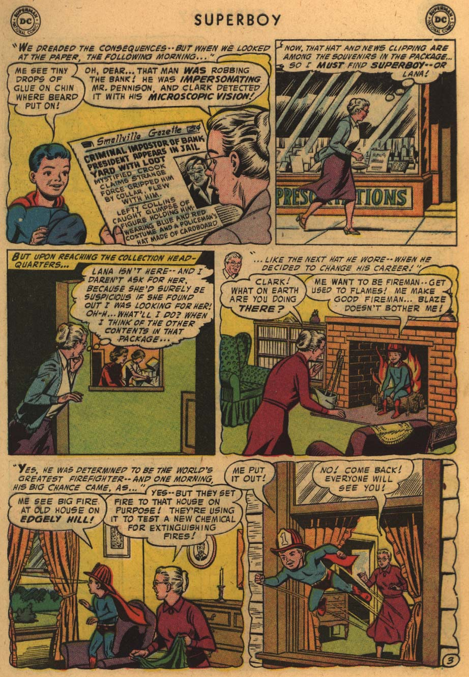 Superboy (1949) issue 51 - Page 4