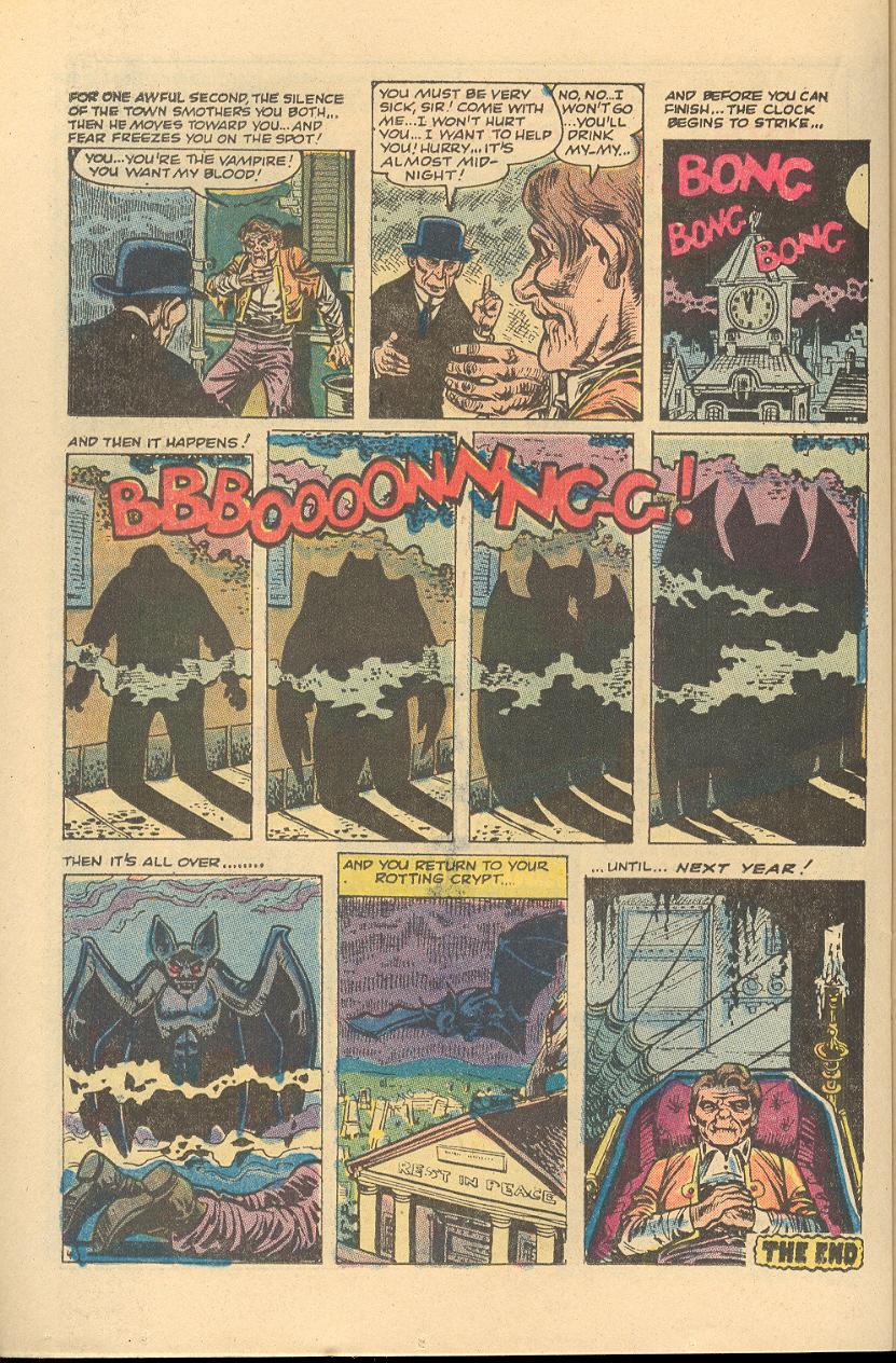 Read online Adventures into Weird Worlds comic -  Issue #5 - 12