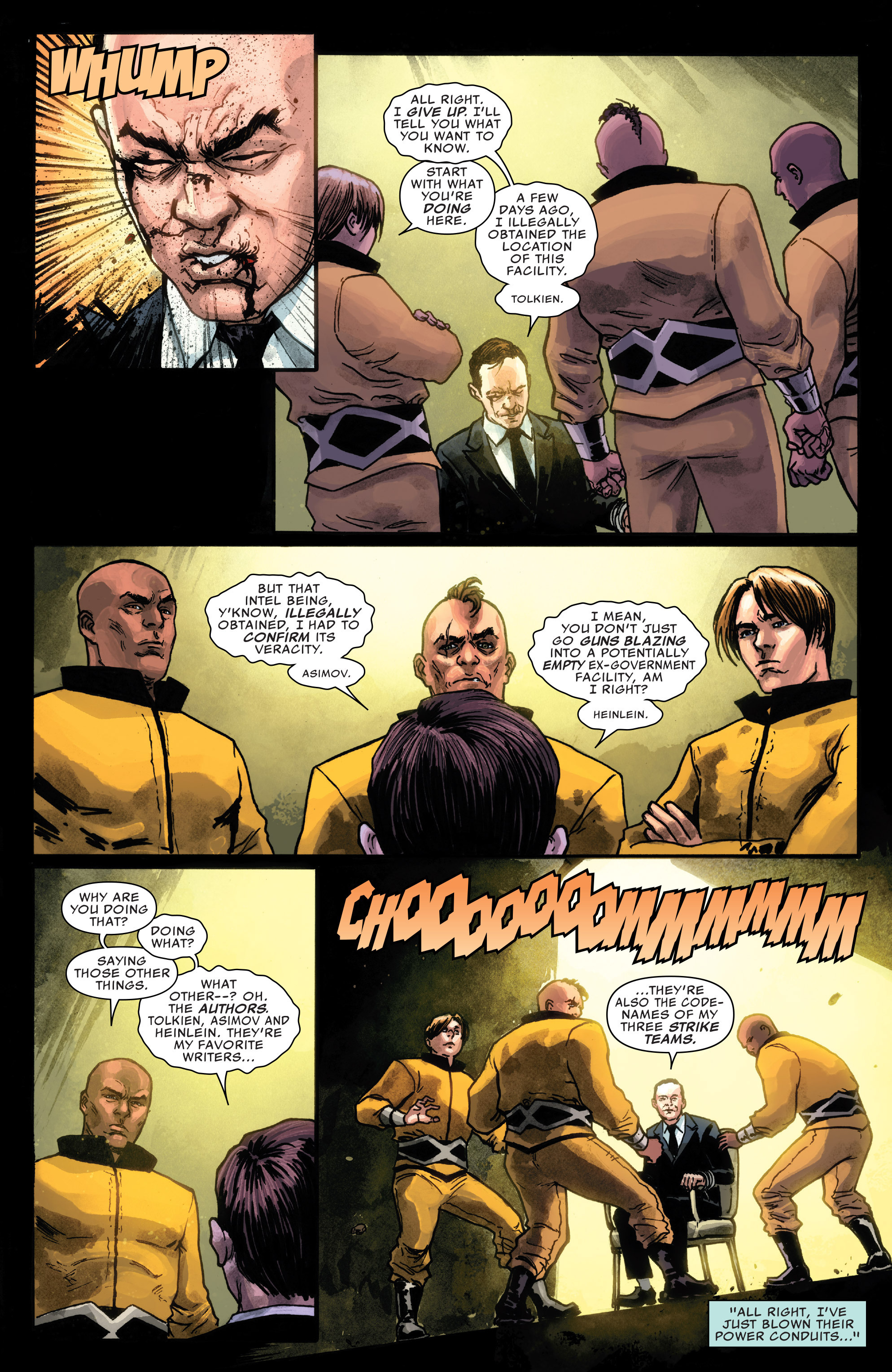 Read online Agents of S.H.I.E.L.D. comic -  Issue #1 - 7