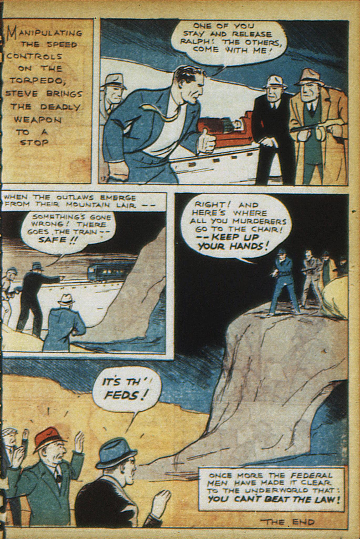 Read online Adventure Comics (1938) comic -  Issue #18 - 66