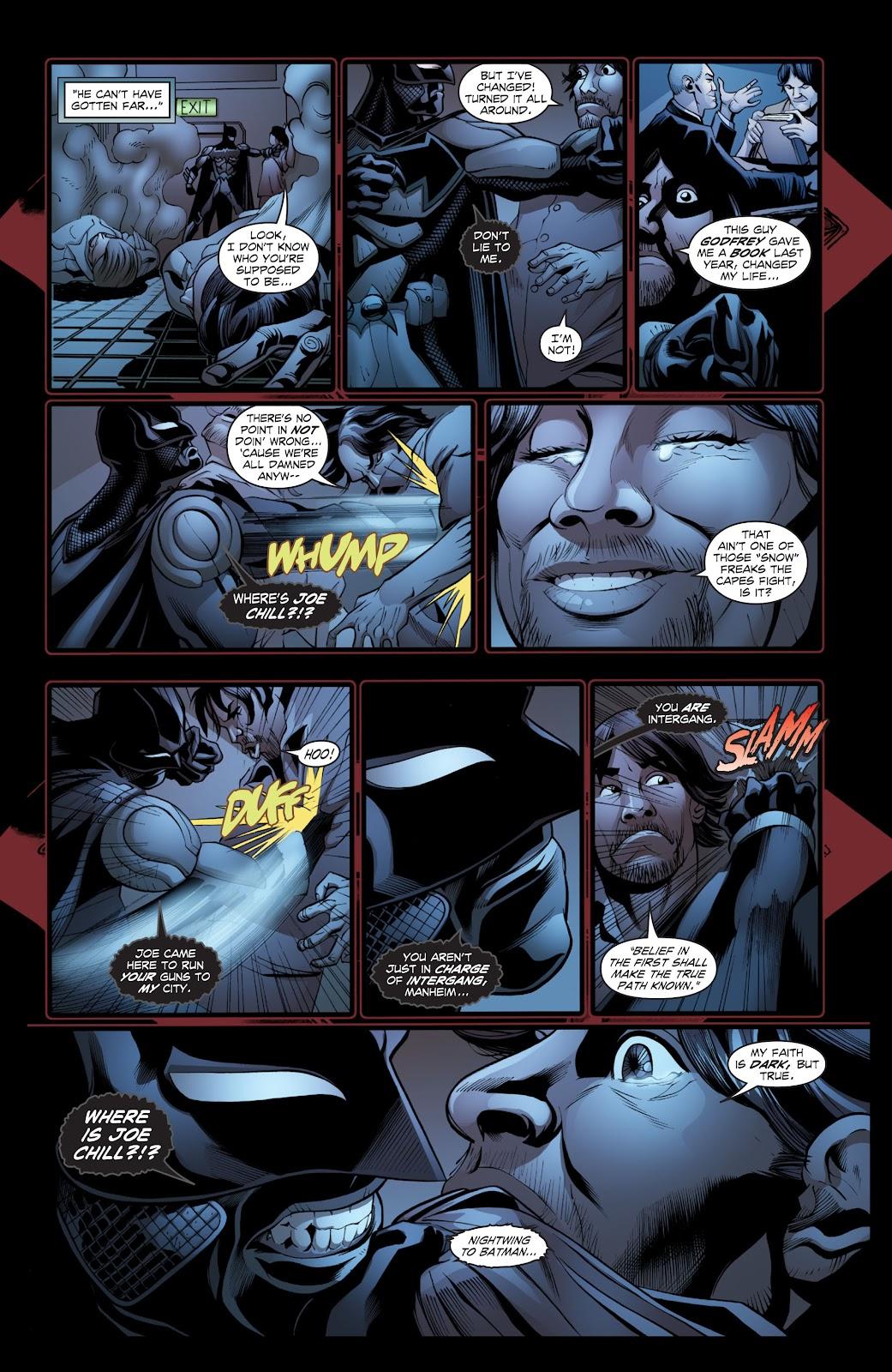 Read online Smallville Season 11 [II] comic -  Issue # TPB 2 - 35