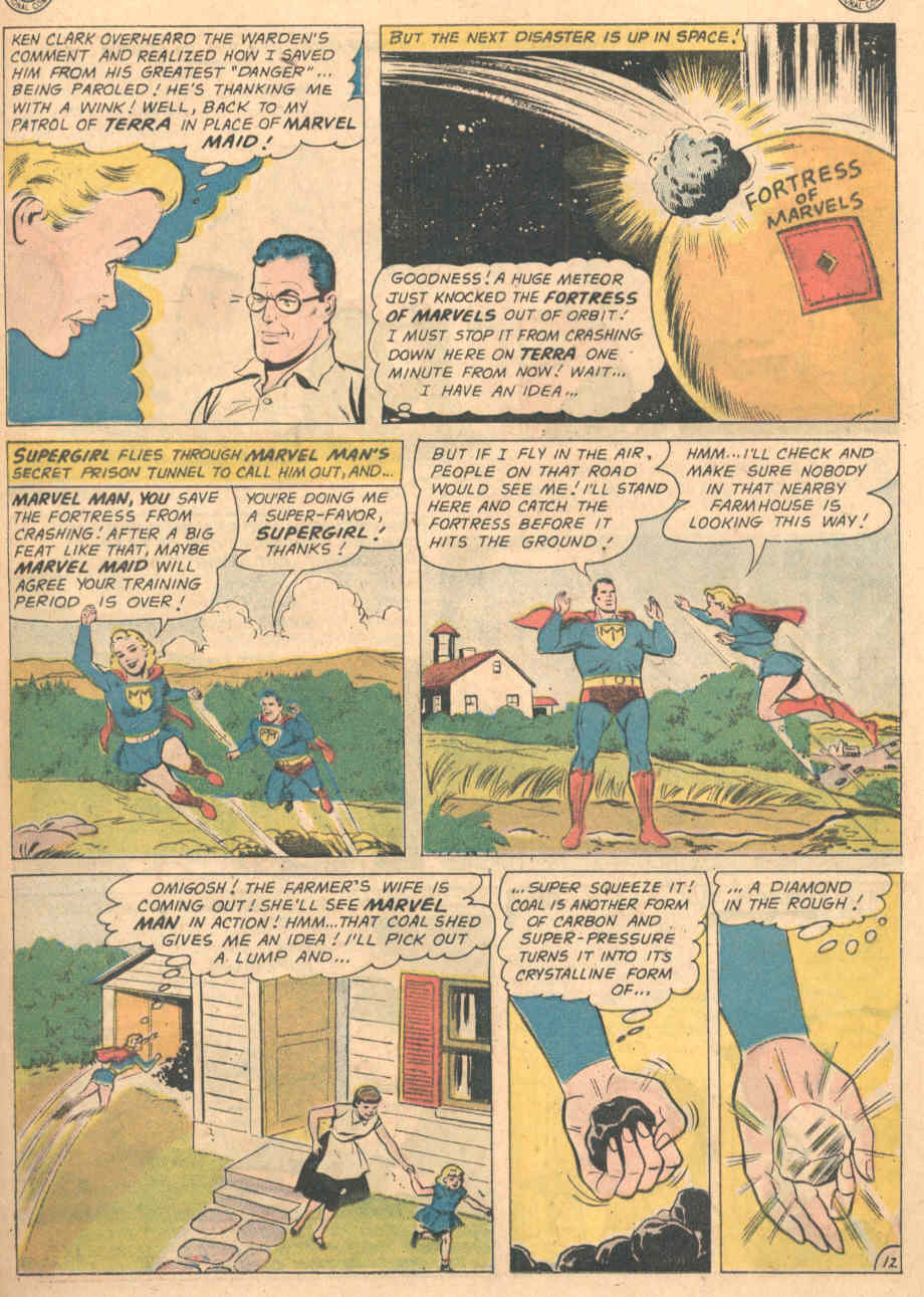 Read online Action Comics (1938) comic -  Issue #272 - 27
