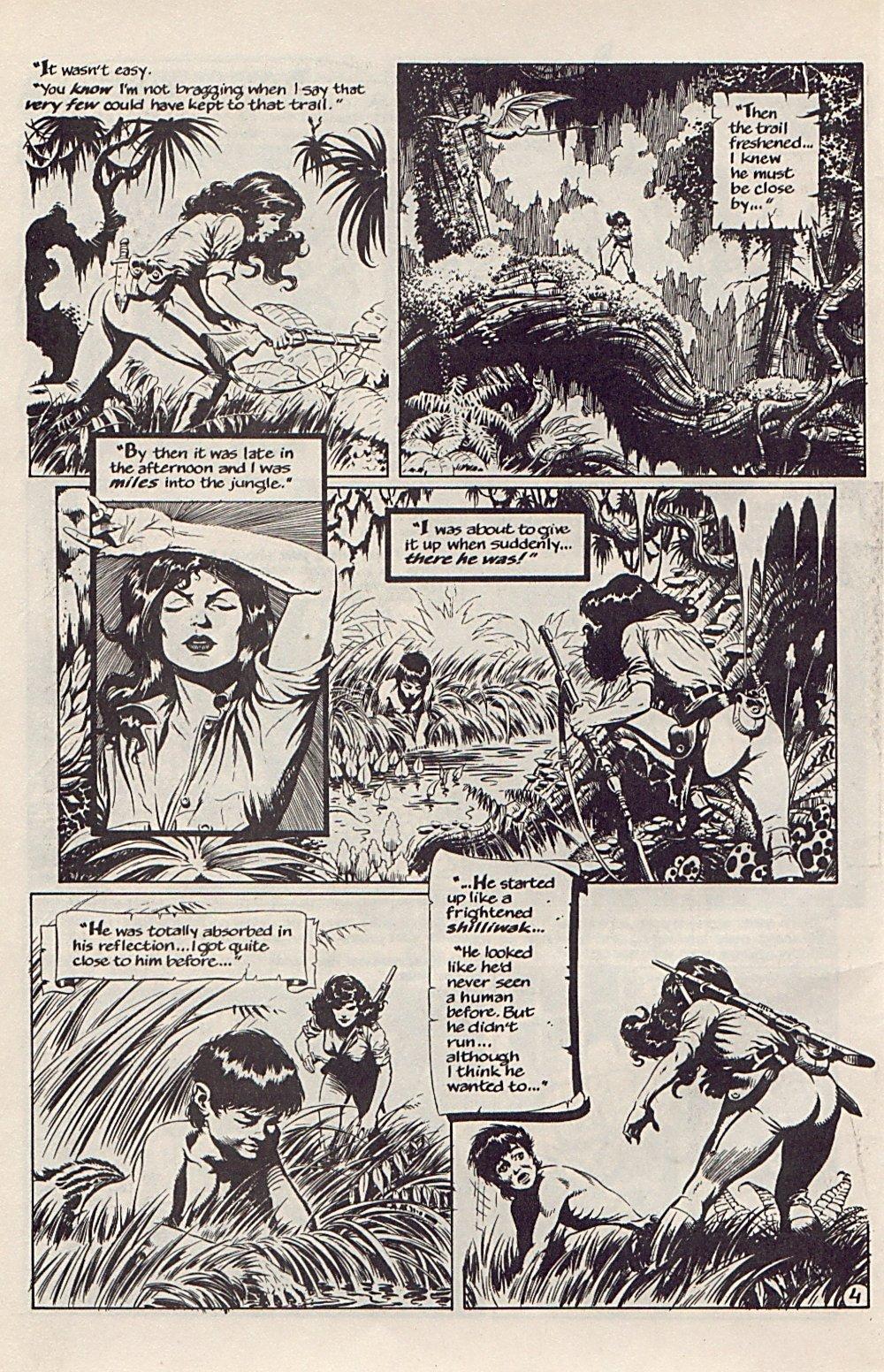Read online Xenozoic Tales comic -  Issue #6 - 7