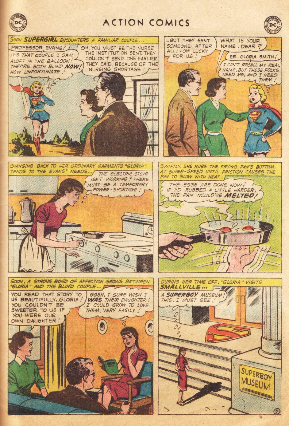Read online Action Comics (1938) comic -  Issue #265 - 25