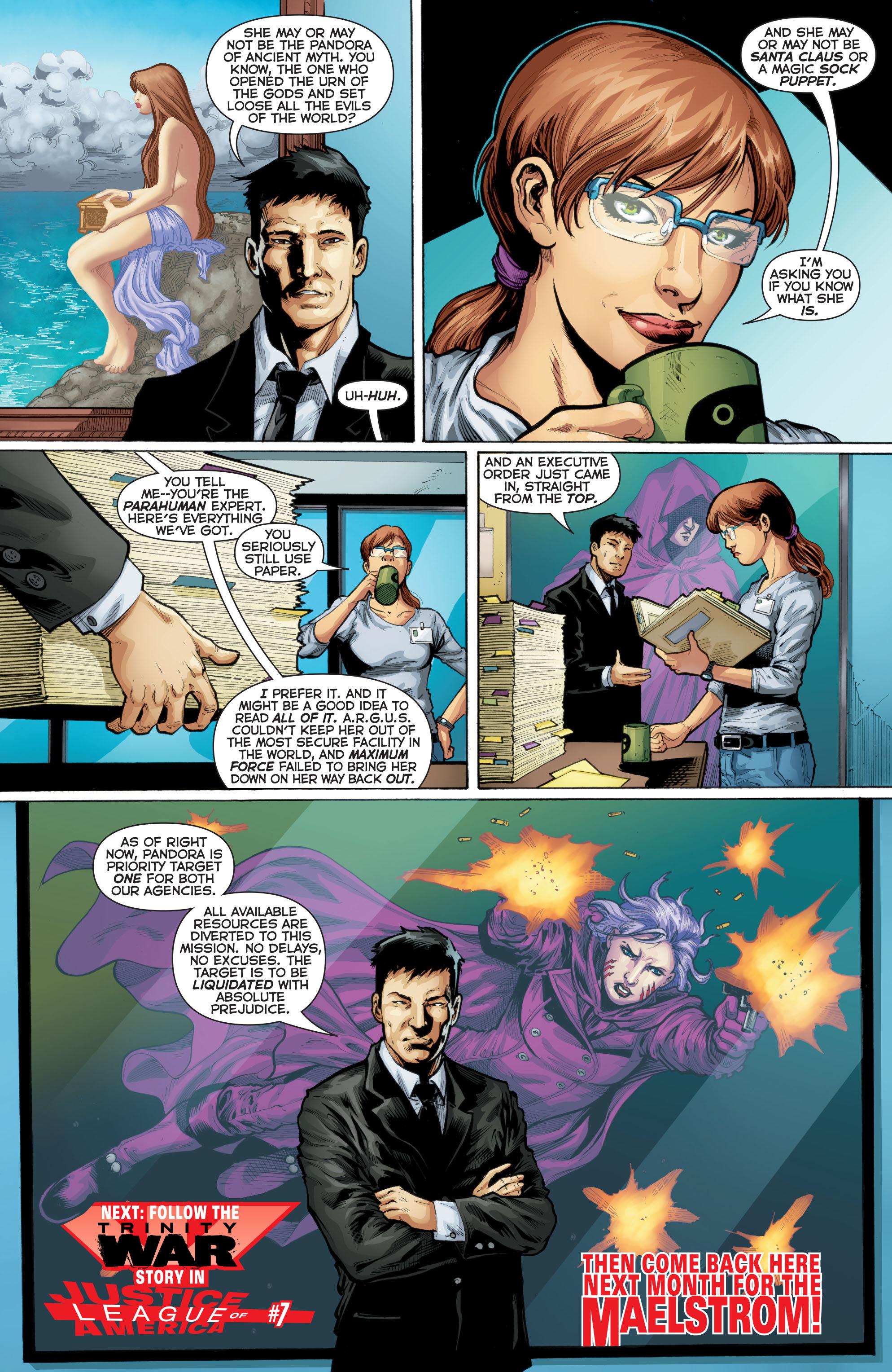 Read online Trinity of Sin: Pandora comic -  Issue #2 - 21