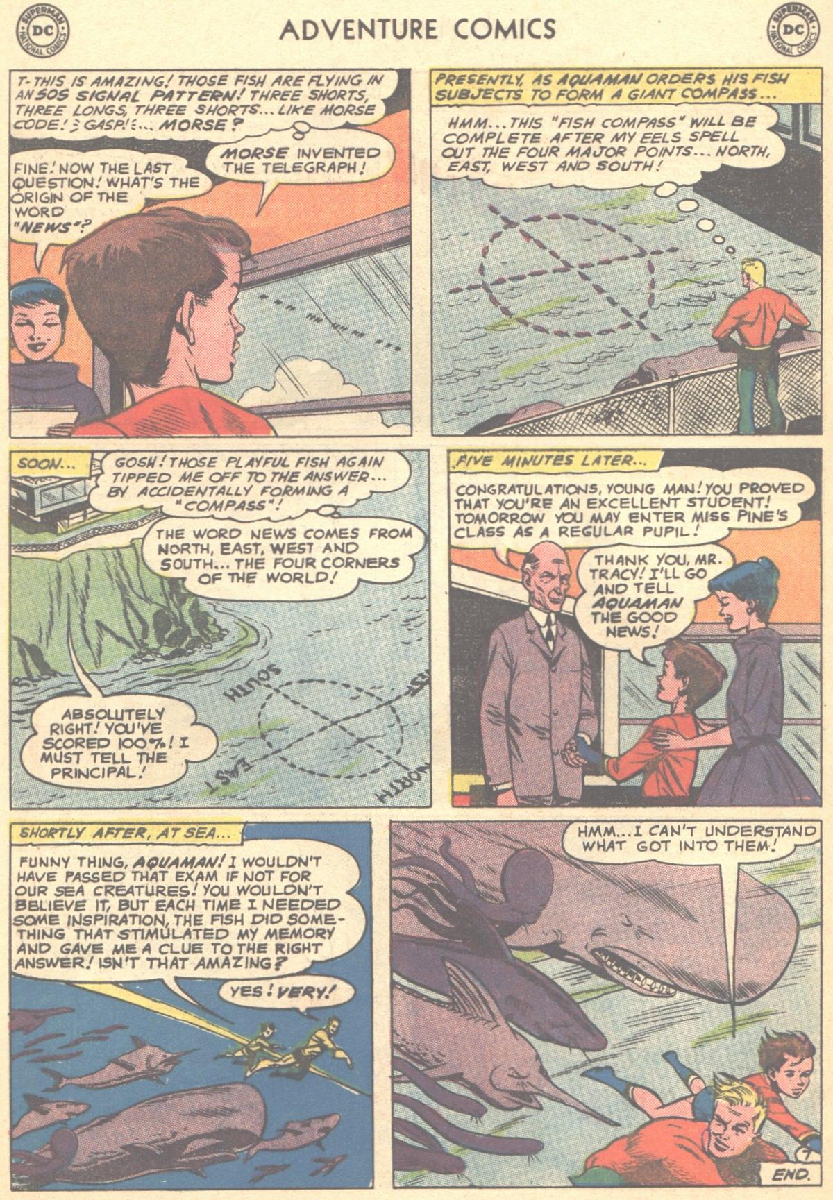 Read online Adventure Comics (1938) comic -  Issue #278 - 32