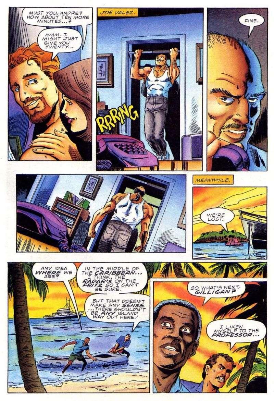 Read online Secret Weapons comic -  Issue #11 - 11