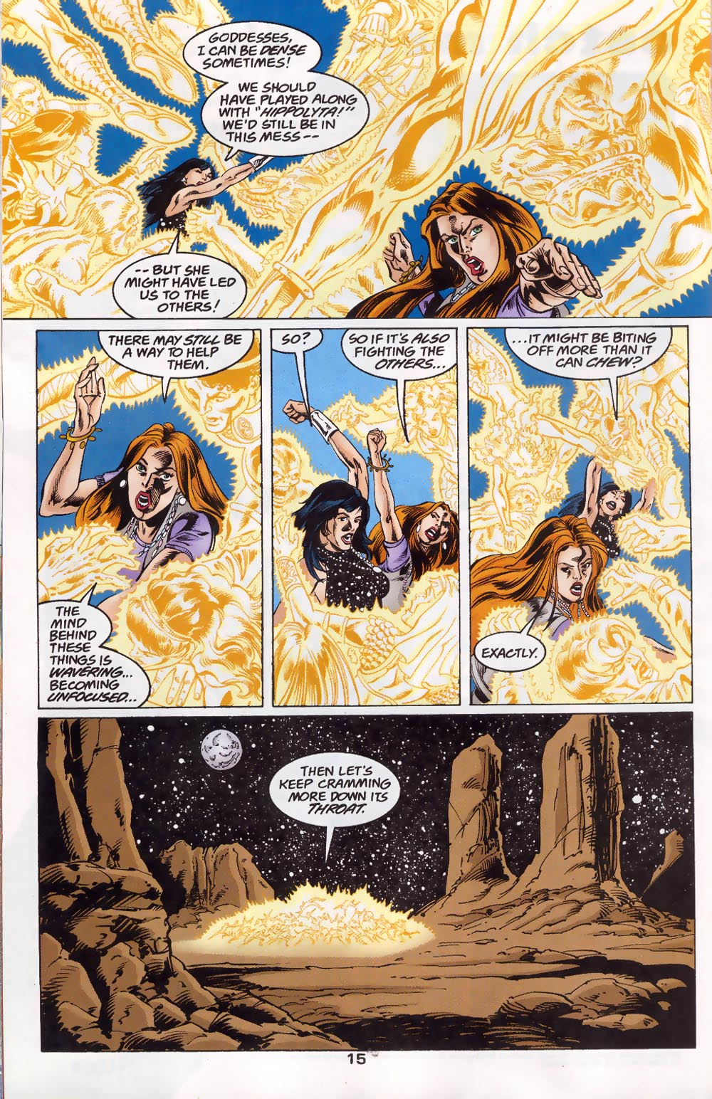 Read online The Titans (1999) comic -  Issue #46 - 16