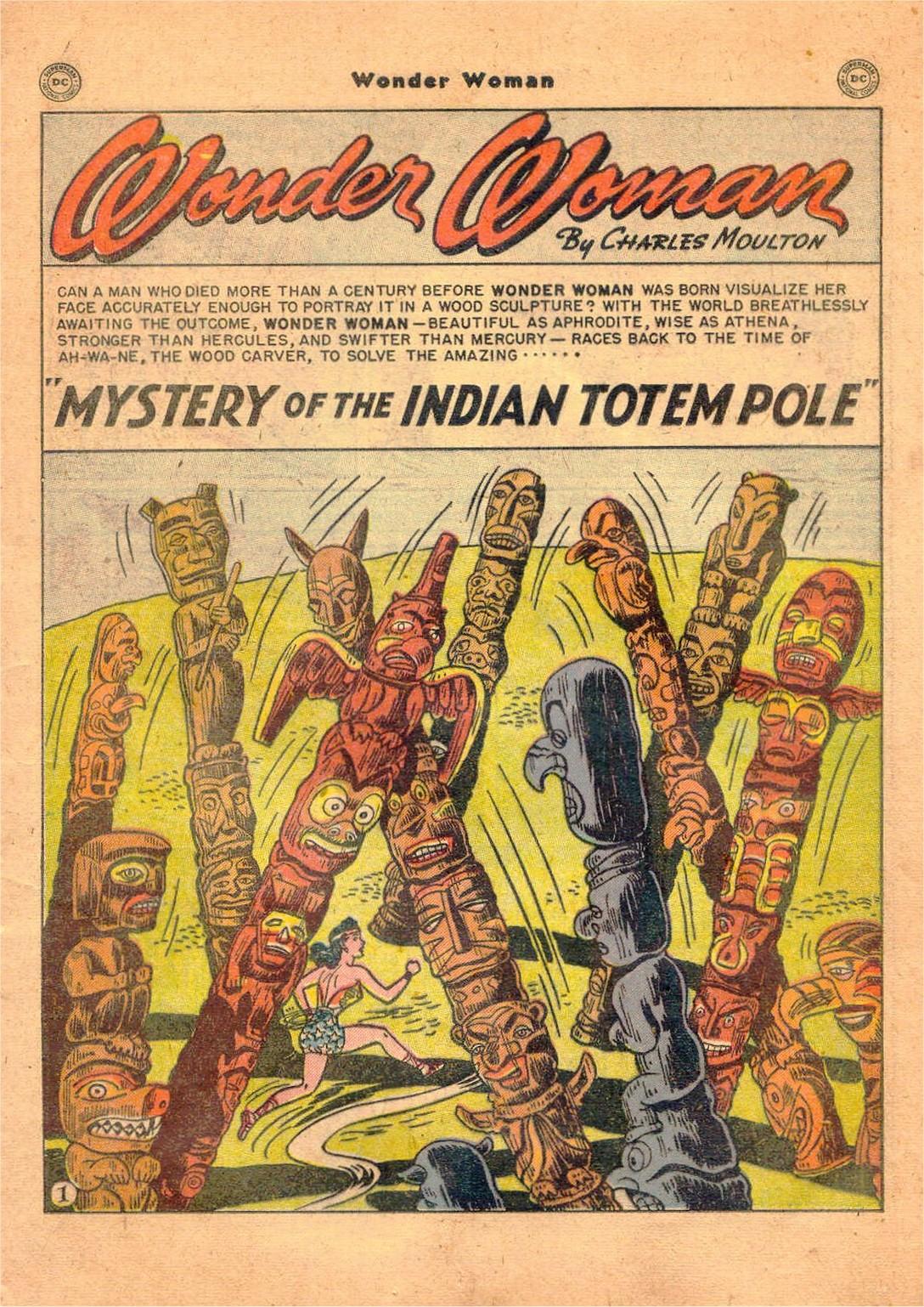 Read online Wonder Woman (1942) comic -  Issue #47 - 18