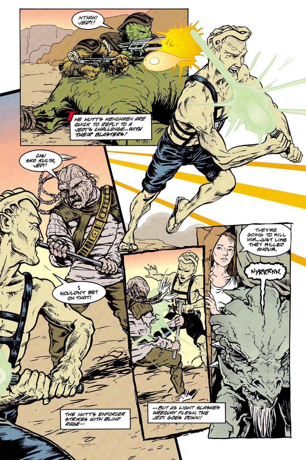 Read online Star Wars Omnibus comic -  Issue # Vol. 4 - 331