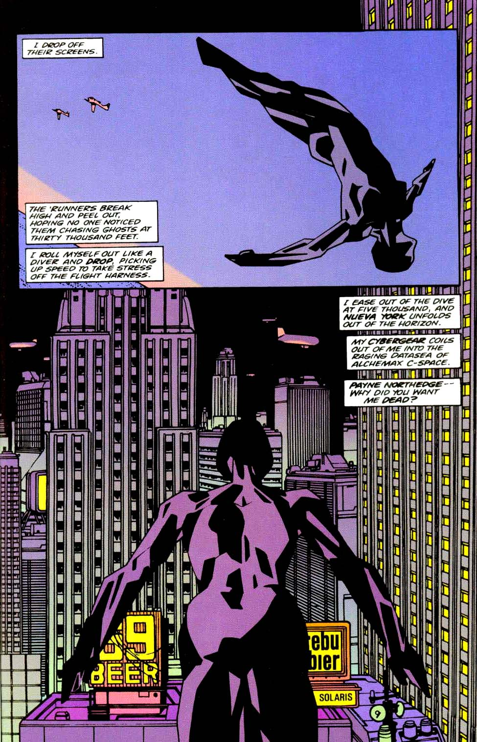 Read online 2099 Unlimited comic -  Issue #9 - 41