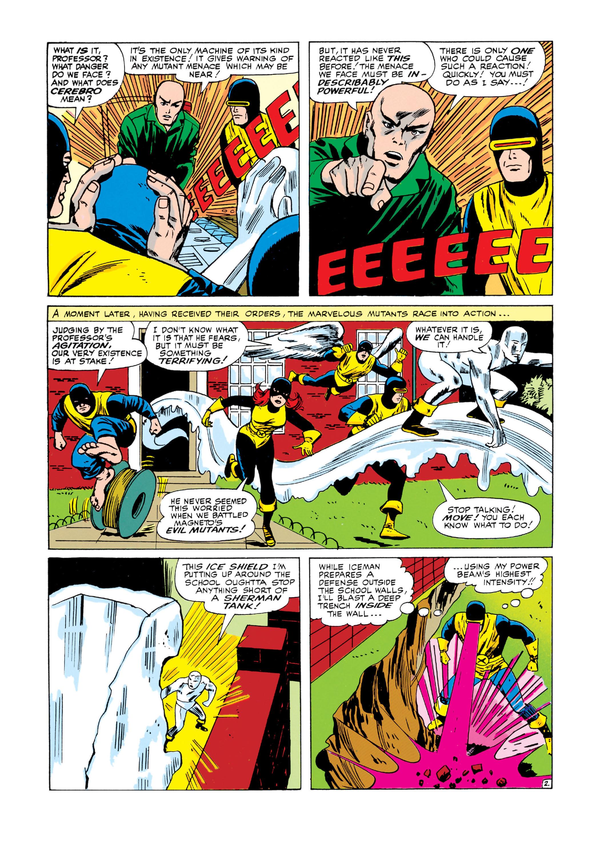 Uncanny X-Men (1963) 12 Page 2