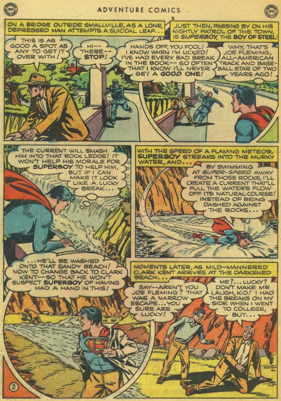 Read online Adventure Comics (1938) comic -  Issue #162 - 4