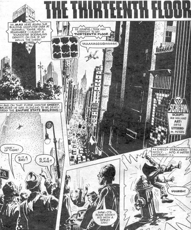 Read online The Thirteenth Floor (2007) comic -  Issue # Full - 57