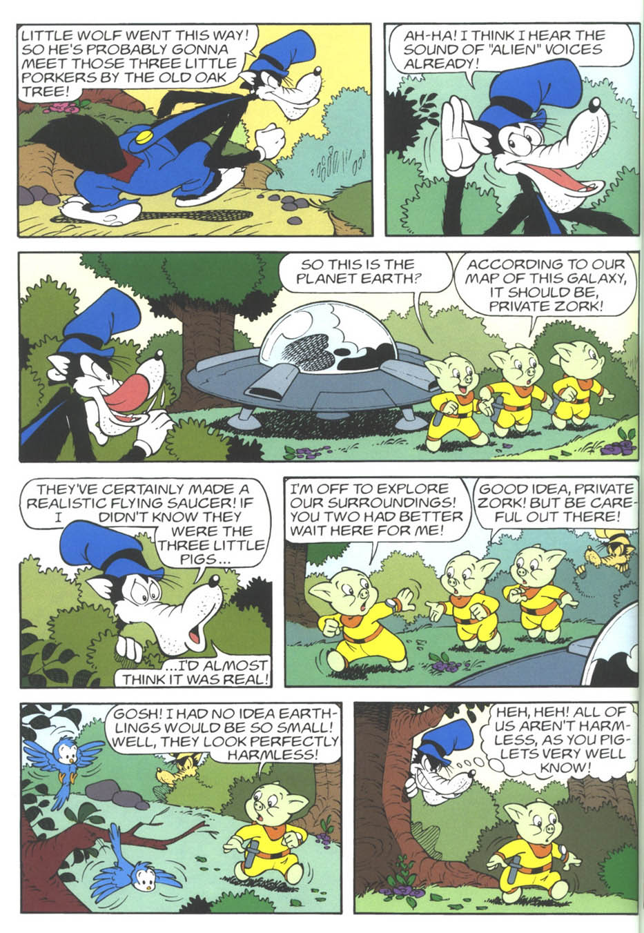 Walt Disney's Comics and Stories issue 609 - Page 32
