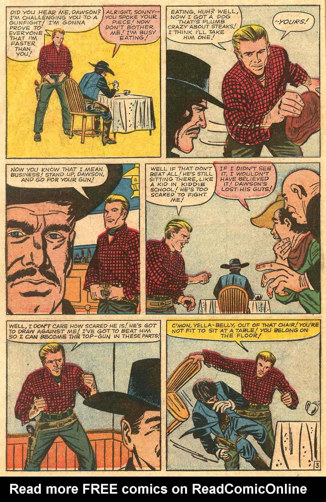 The Rawhide Kid (1955) issue 41 - Page 30