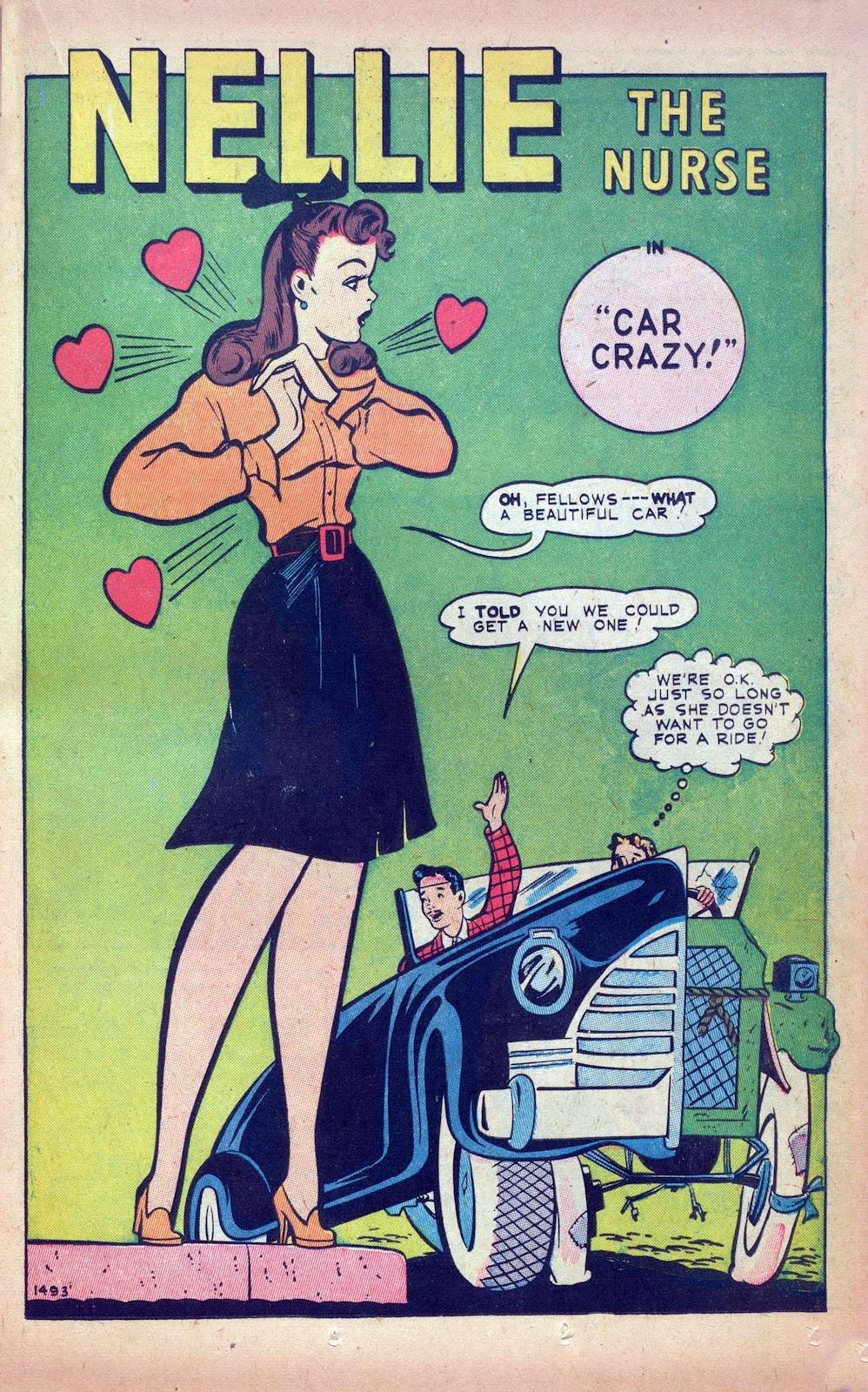 Read online Joker Comics comic -  Issue #28 - 31