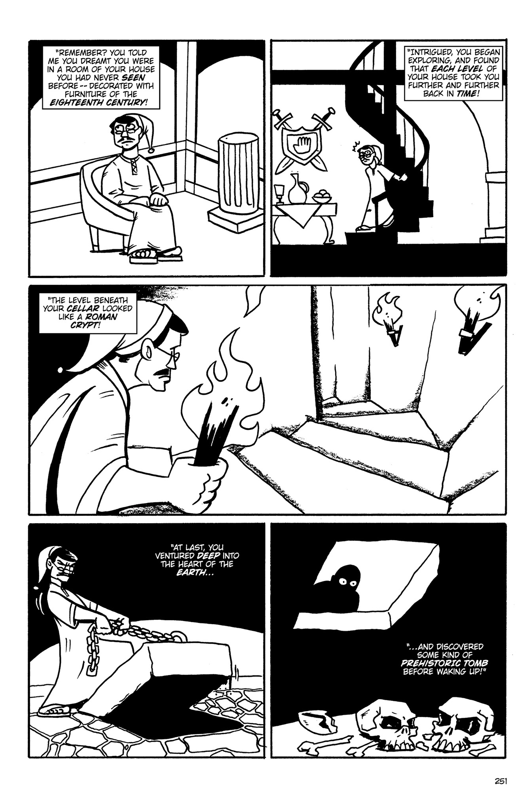 Read online Action Philosophers! comic -  Issue #Action Philosophers! TPB (Part 2) - 79