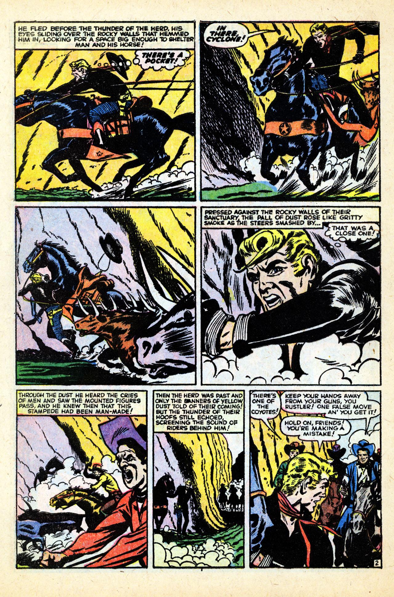 Read online Two-Gun Kid comic -  Issue #28 - 28