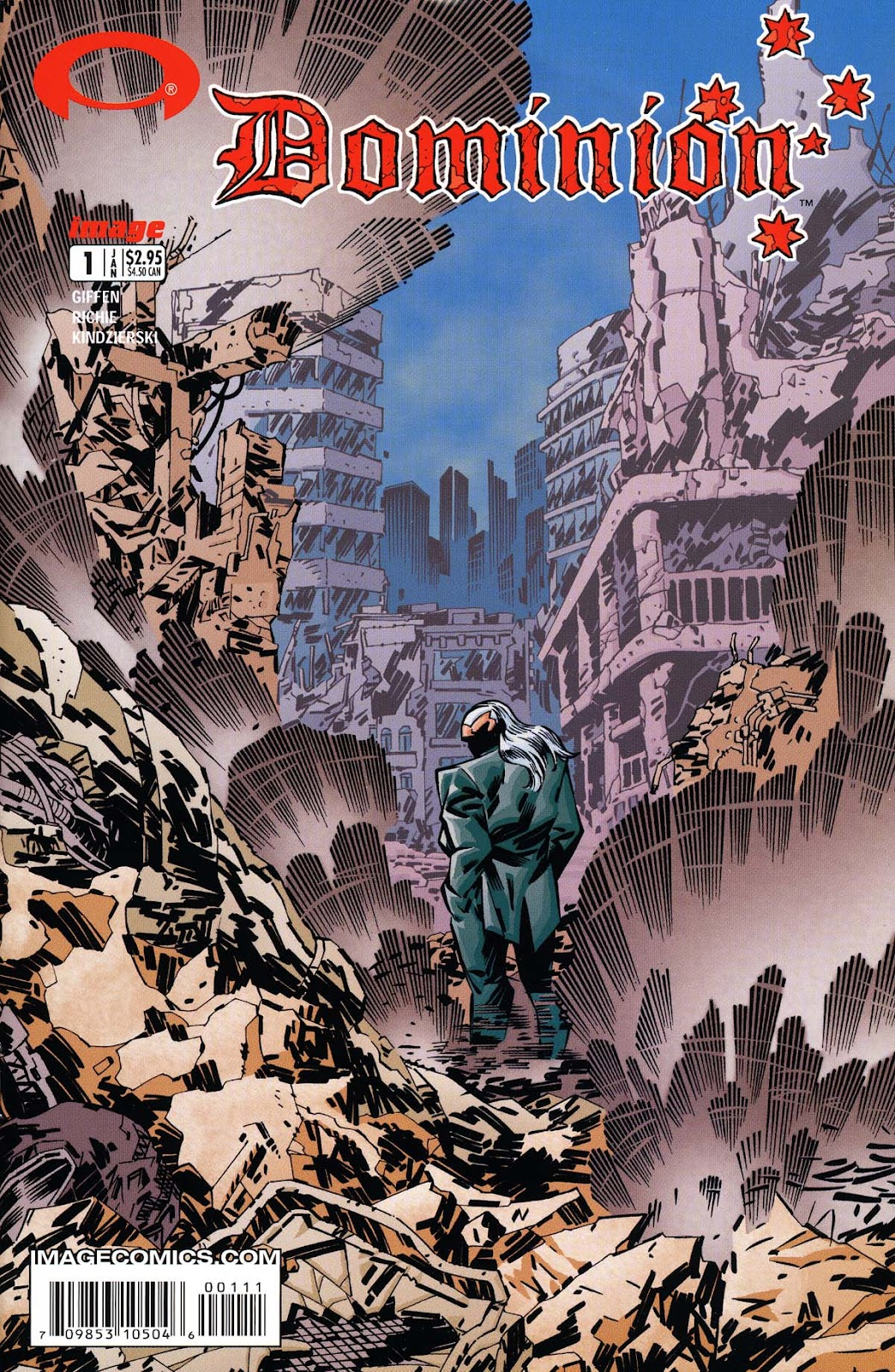 Read online Dominion (2002) comic -  Issue #1 - 1