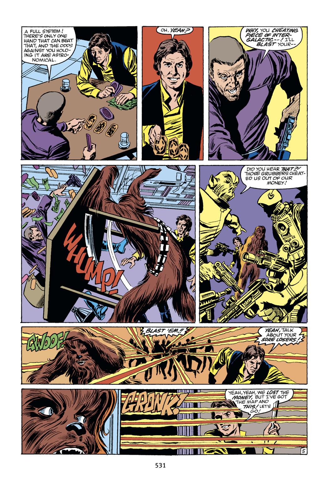 Read online Star Wars Omnibus comic -  Issue # Vol. 18.5 - 245