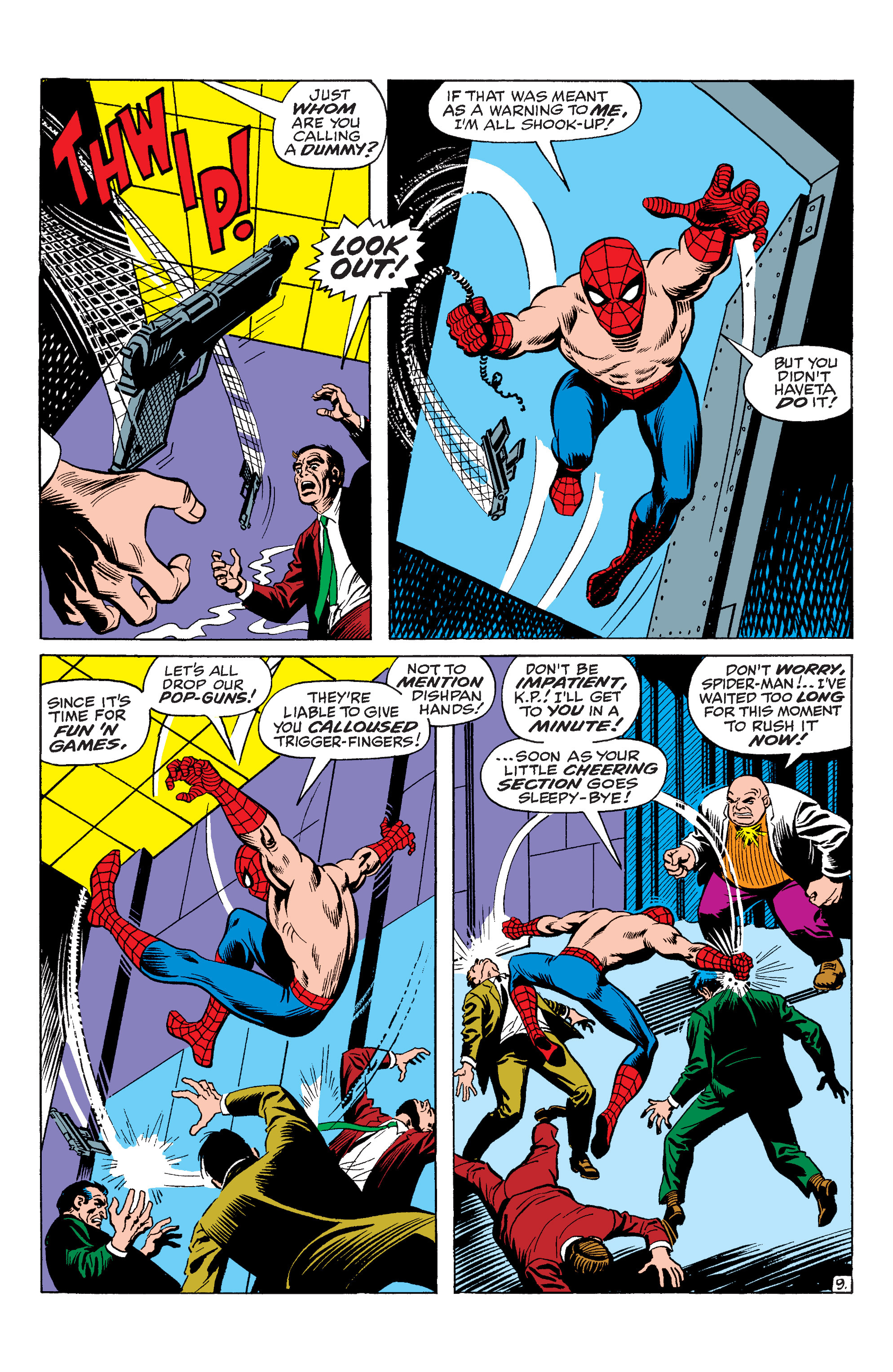 The Amazing Spider-Man (1963) 69 Page 9
