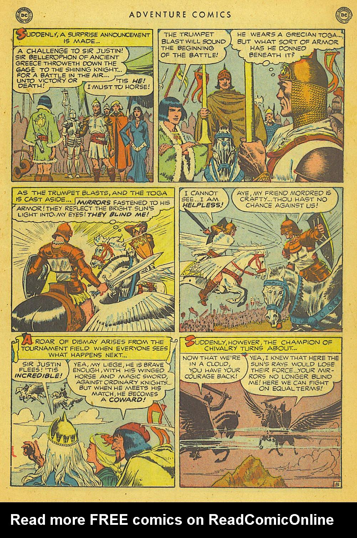 Read online Adventure Comics (1938) comic -  Issue #153 - 20