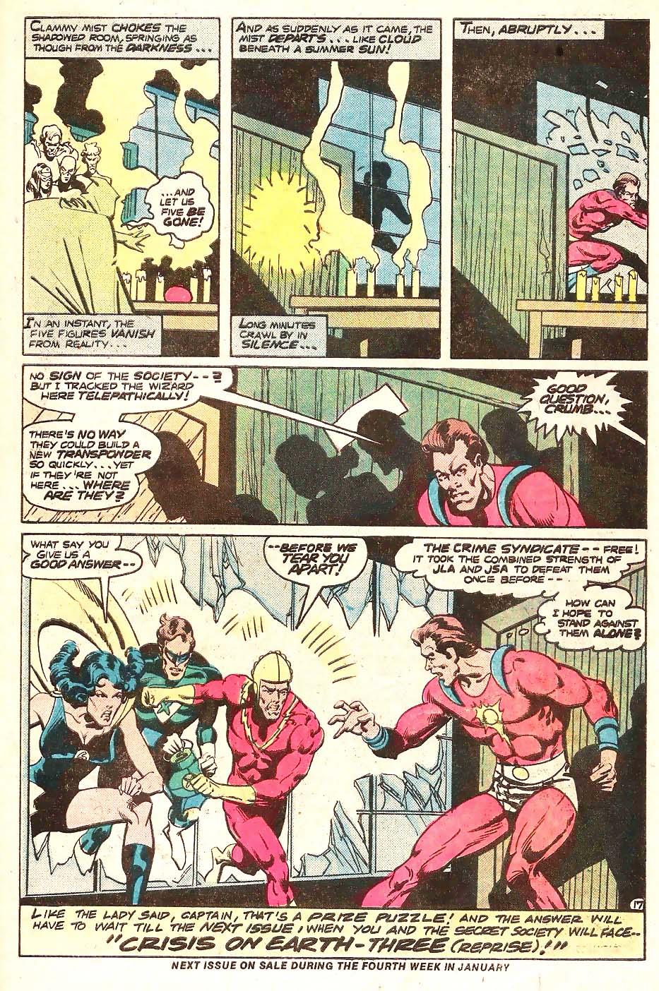 Read online Secret Society of Super-Villains comic -  Issue #13 - 18